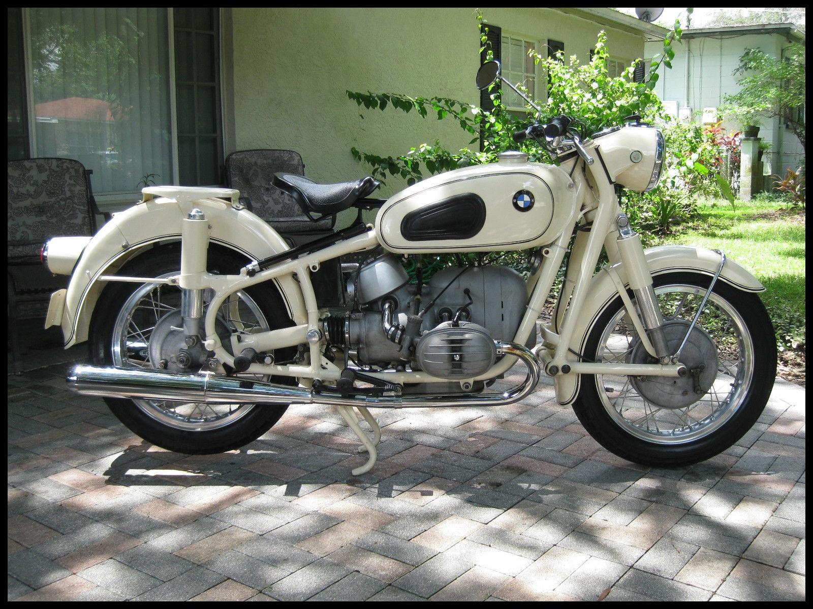 BMW R50 2 1964