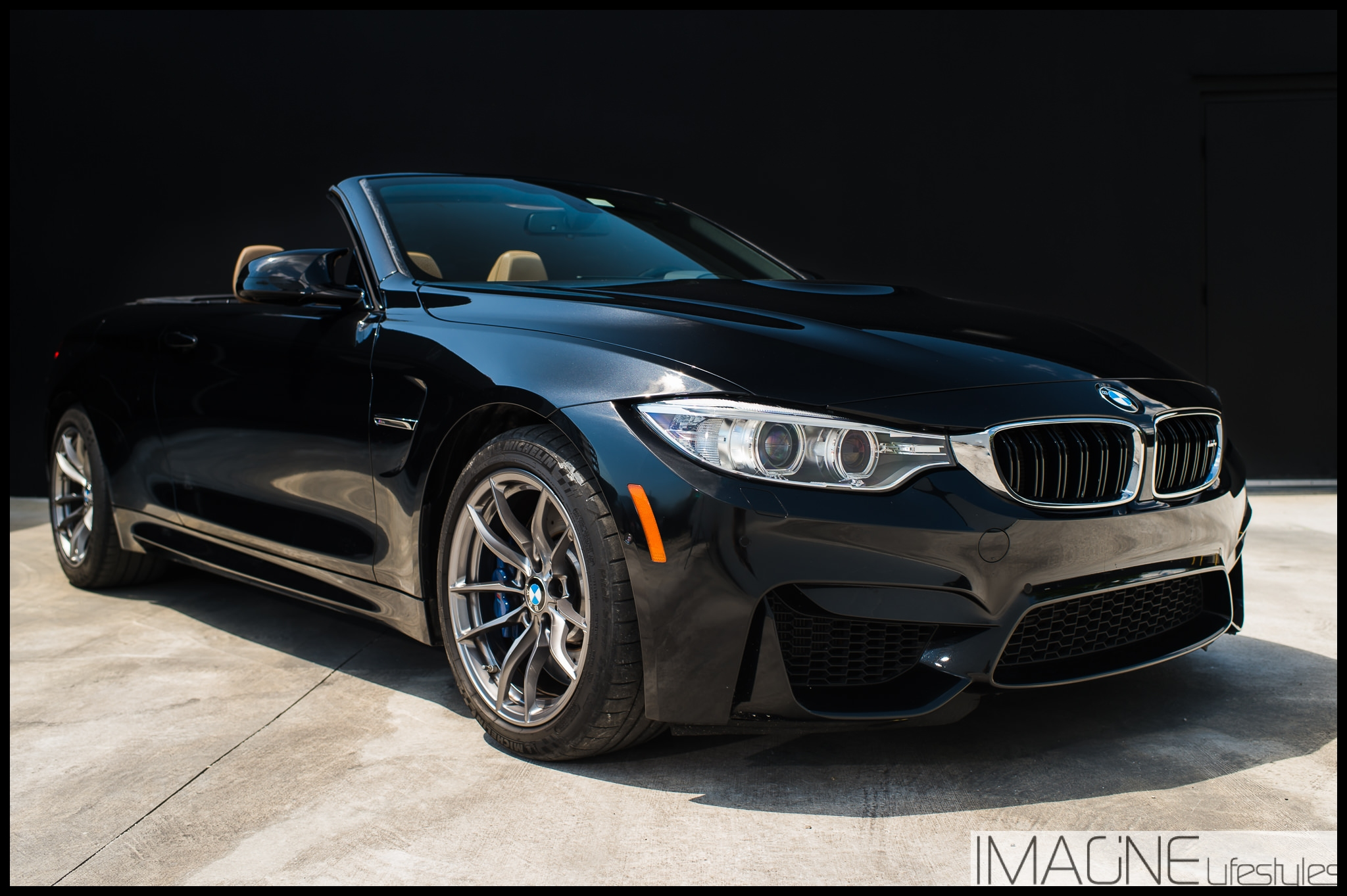 BMW M4 Convertible Rental New York