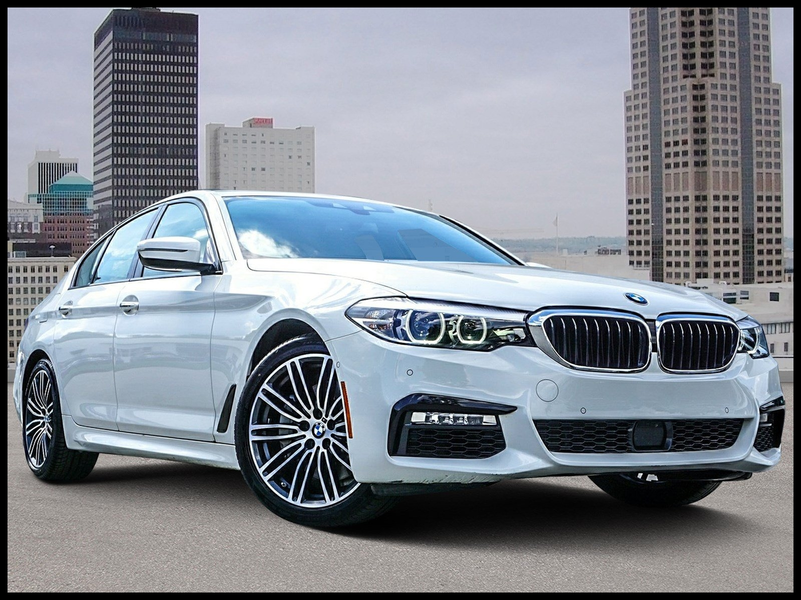Pre Owned 2018 BMW 5 Series 540i