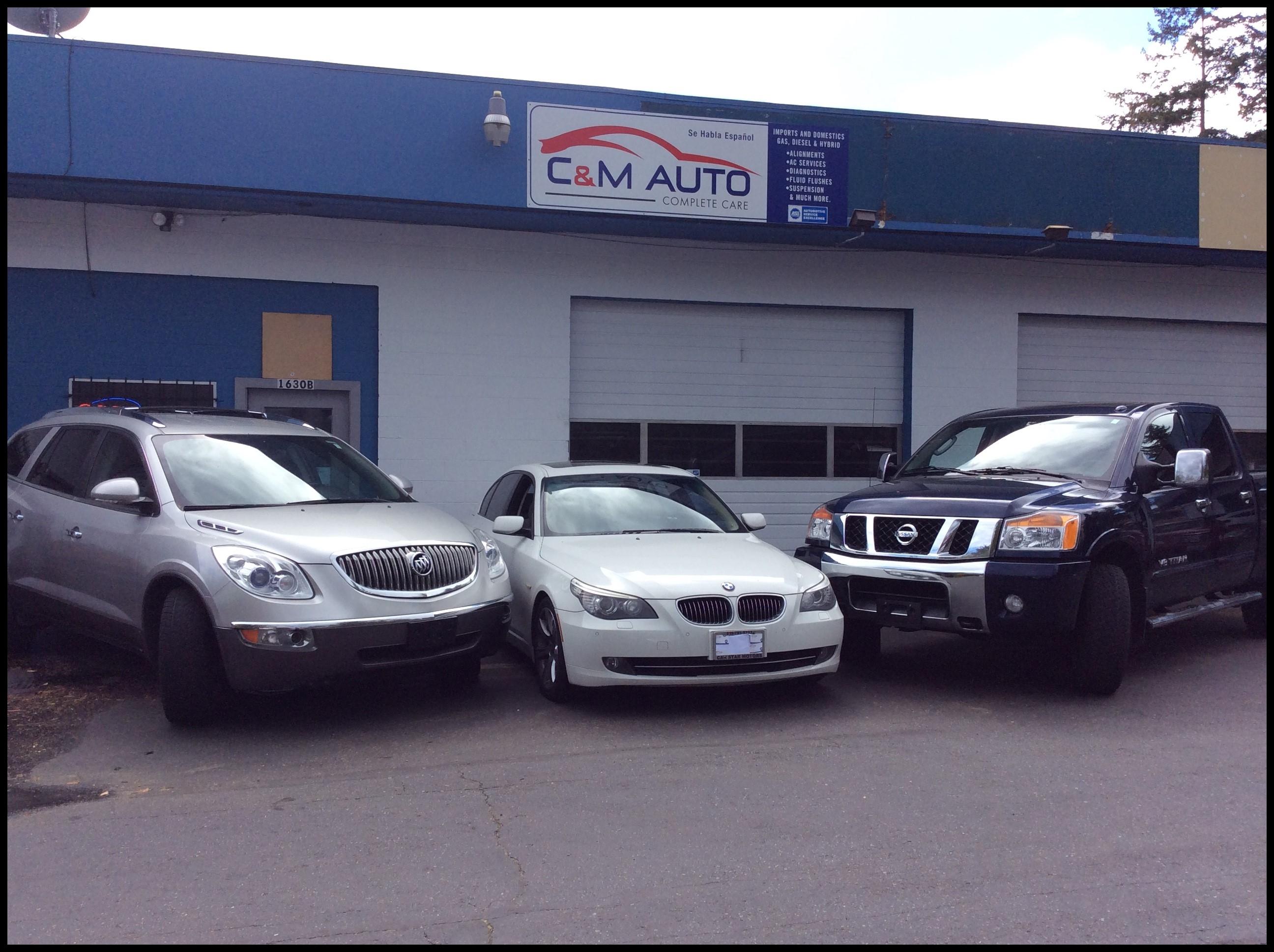 bellevue auto repair bellevue cars c&m auto plete care