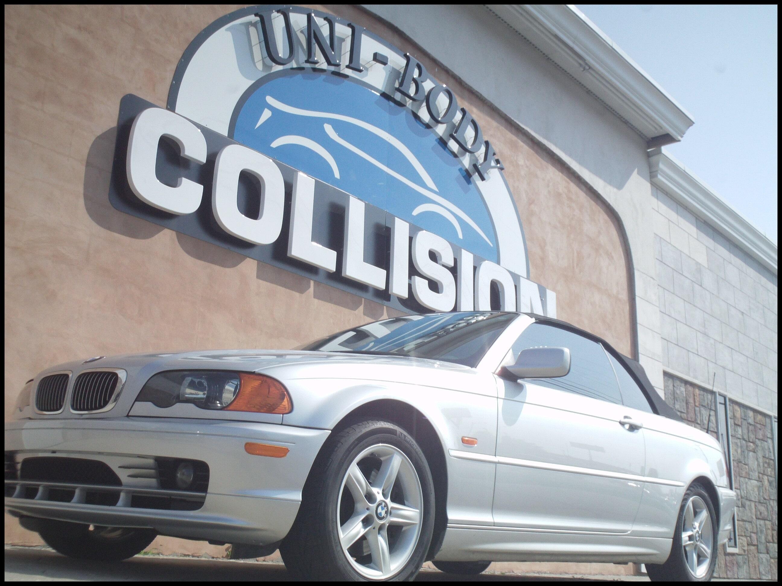 Silver Car — Auto Body Repair in Roseville MI
