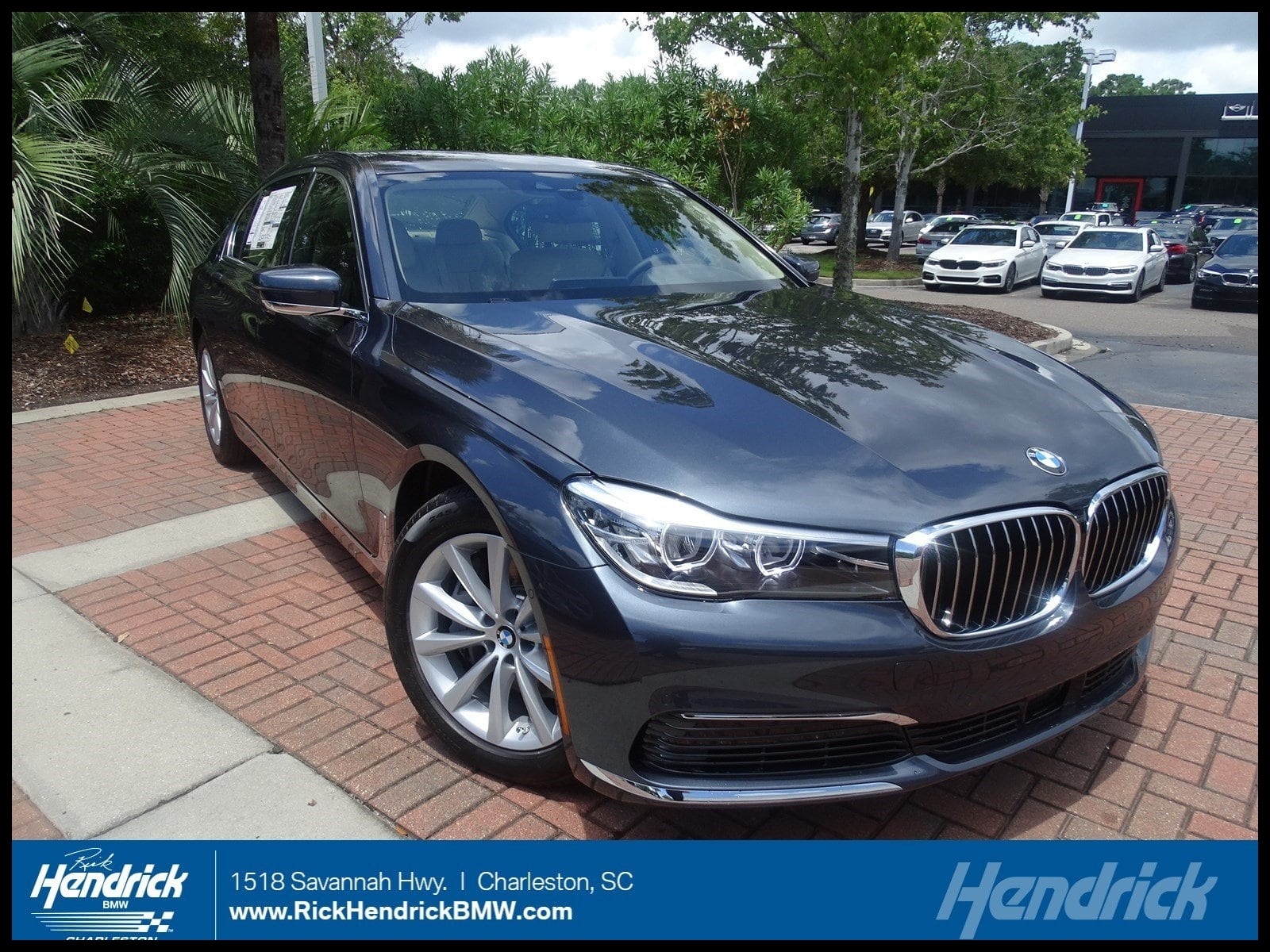 2019 BMW 7 Series 740i For Sale in Charleston SC