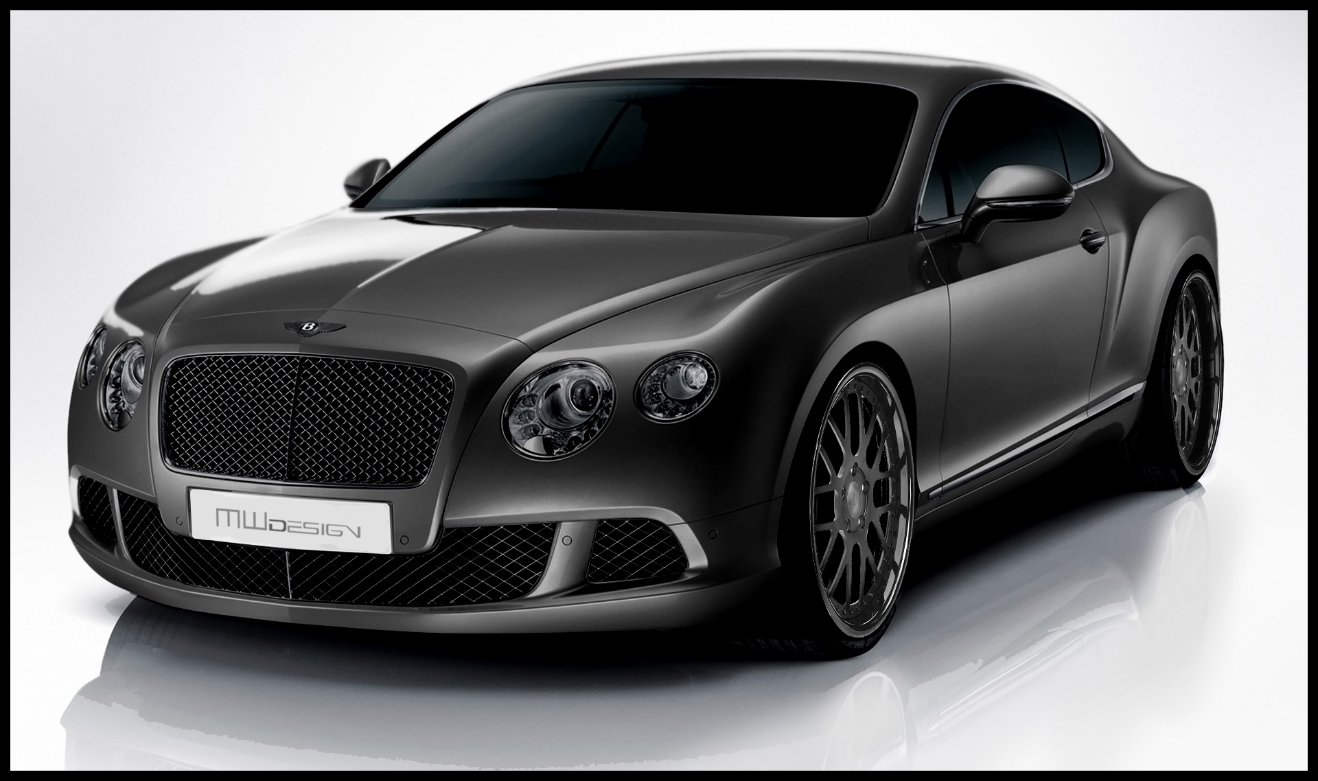 A Little Information About Your Bentley