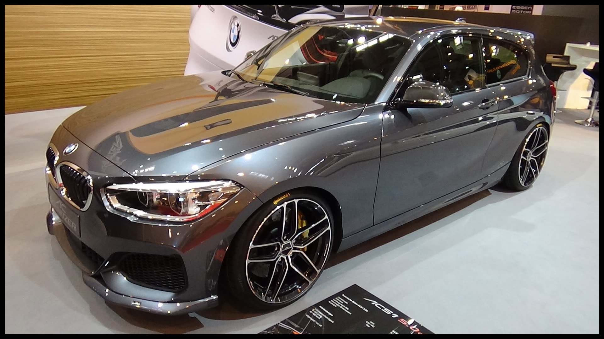 Bmw Rim Styles 2016 Bmw Acs1 5 0d by Ac Schnitzer Exterior and Interior Essen