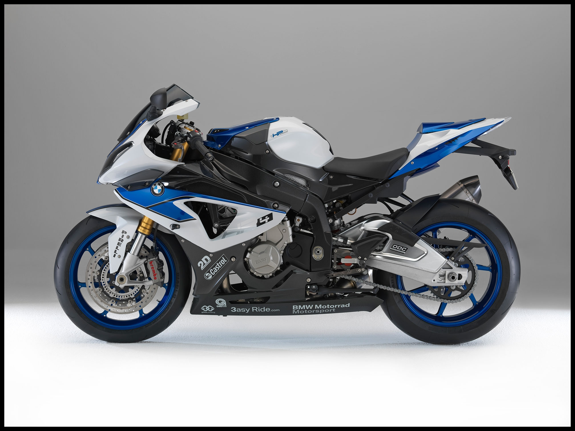 2015 BMW HP4 petition