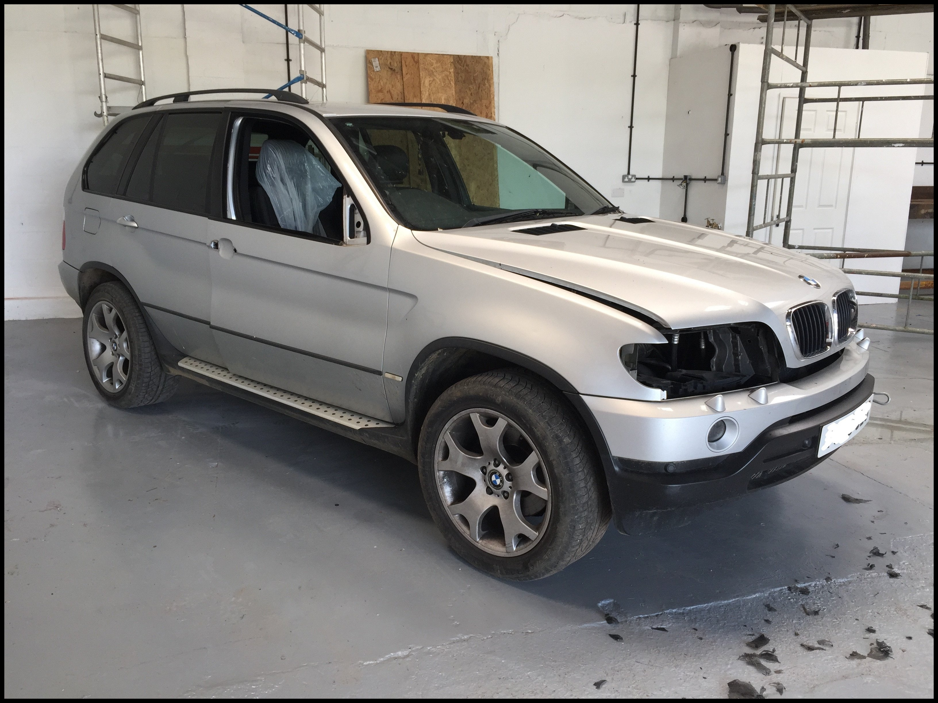 2002 BMW X5 3 0D SPORT AUTOMATIC 90K MILES