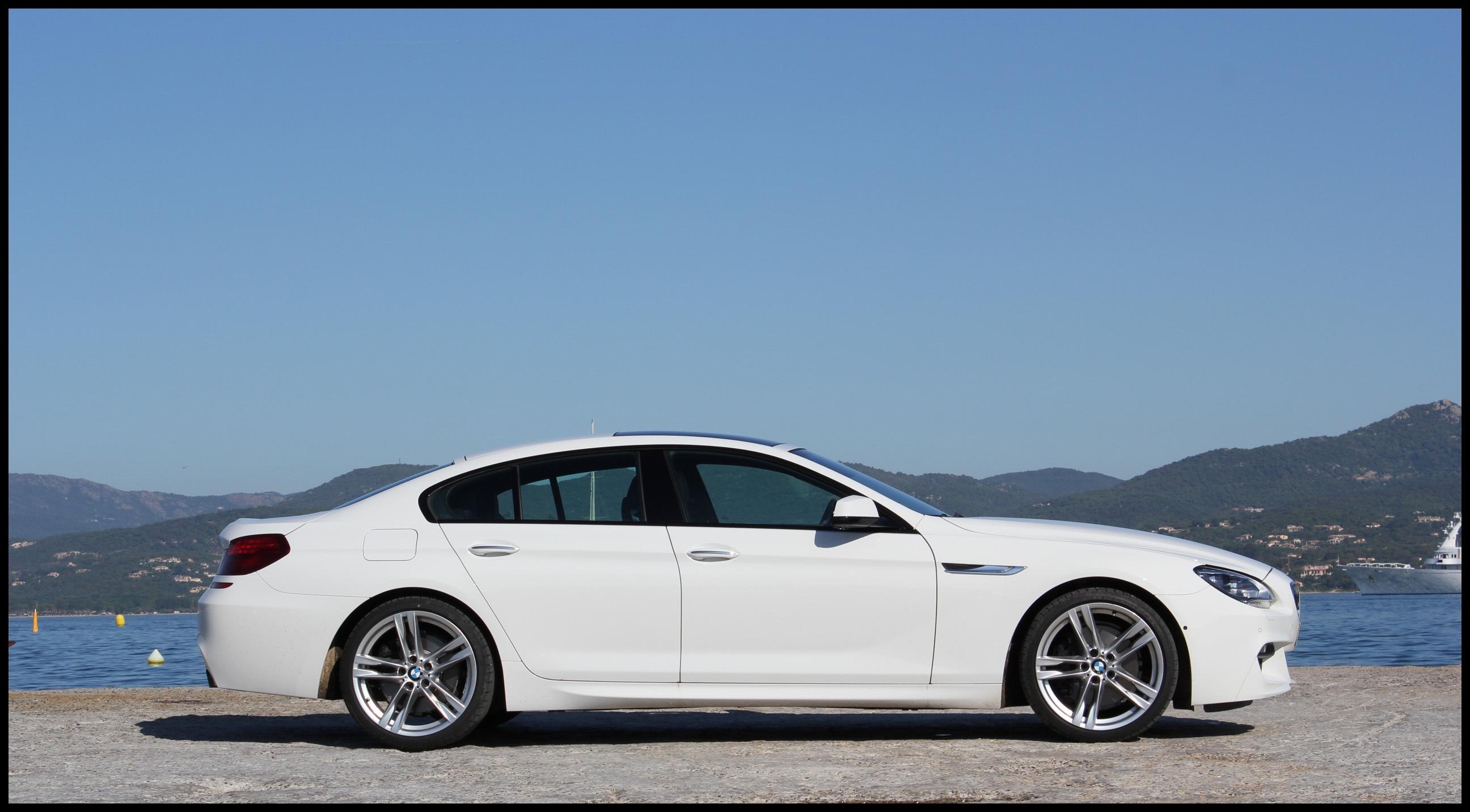 S0 Essai video BMW Serie 6 Gran Coupe grand dans tous les domaines
