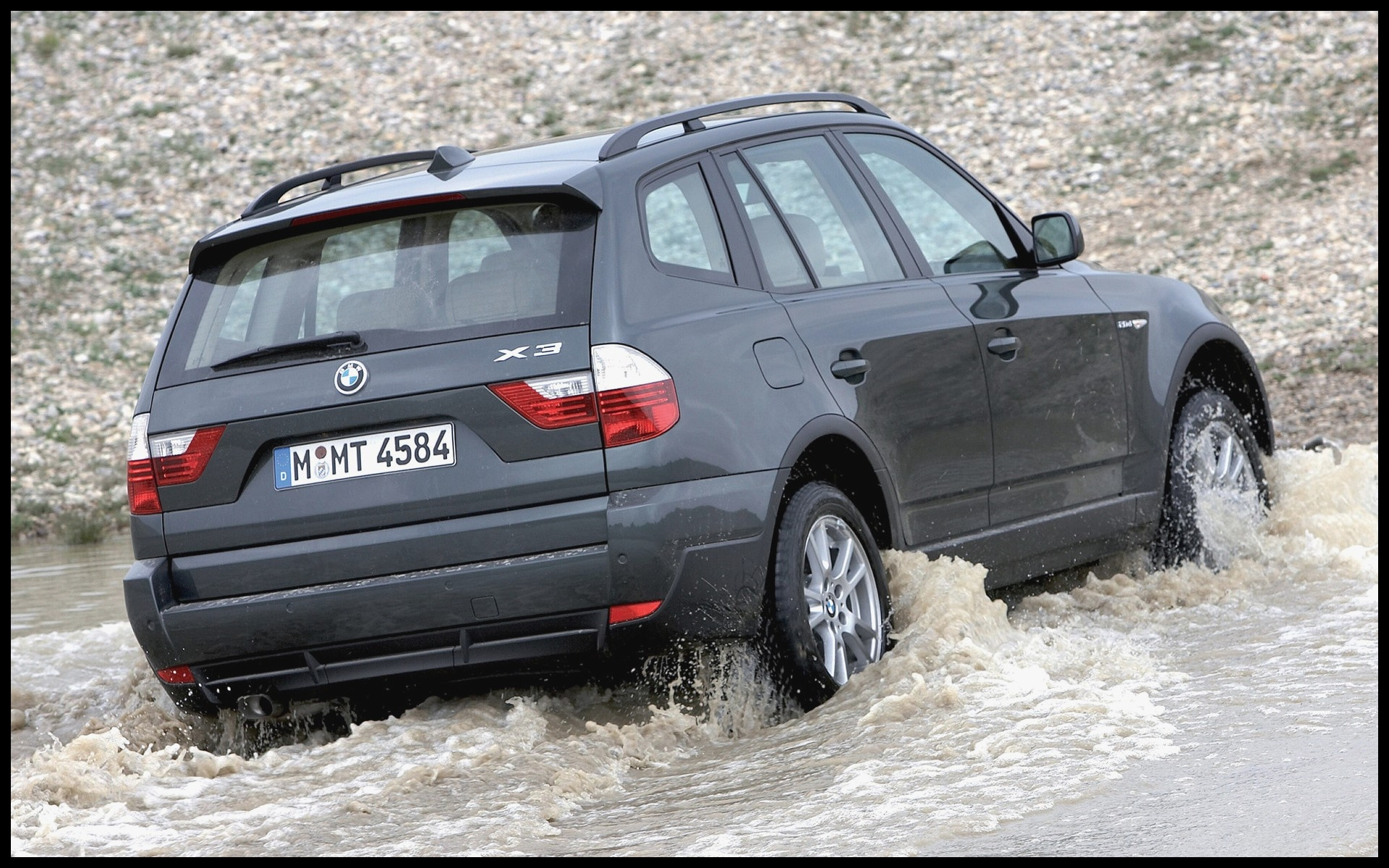 Download Cars Beautiful High Tech Bmw X3 2 0d 2007 Hq Wallpaper Download Cars