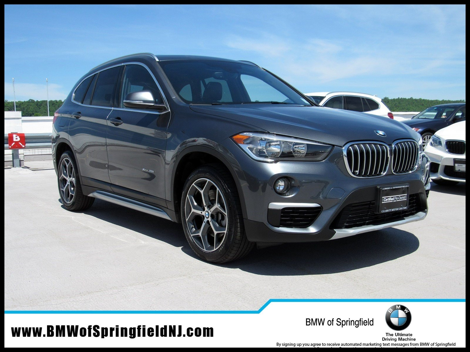 Bmw Cpo Transfer New Certified Pre Owned 2018 Bmw X1 Xdrive28i Sport Utility In