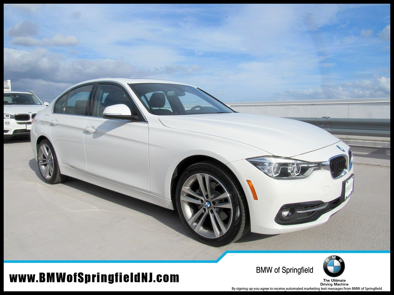 Certified Pre Owned 2018 BMW 3 Series 330i xDrive