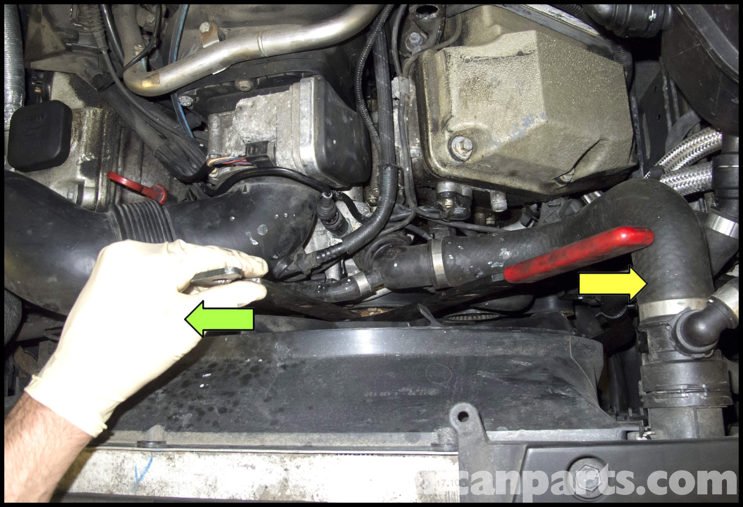 2005 Bmw X5 Water Pump Replacement Lovely Bmw X5 Engine Cooling Fan Replacement E53 2000 2006