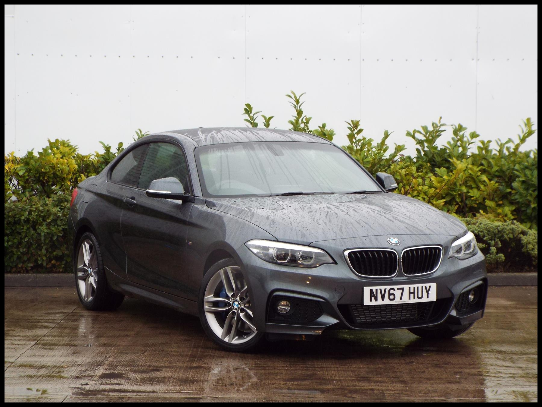 Used 2017 BMW 2 SERIES 220d [190] M Sport 2dr [Nav] for sale in Cleveland