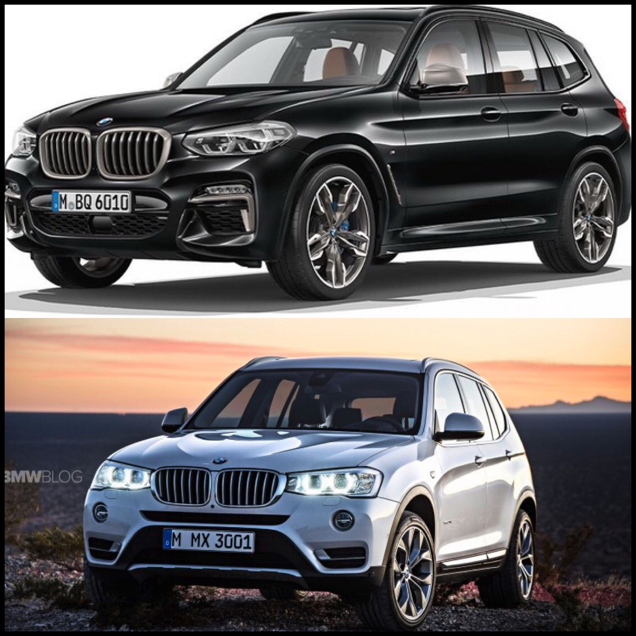 2018 Bmw X3m Exterior and Interior Review Parison G01 Bmw X3 Vs F25 Bmw X3 Price