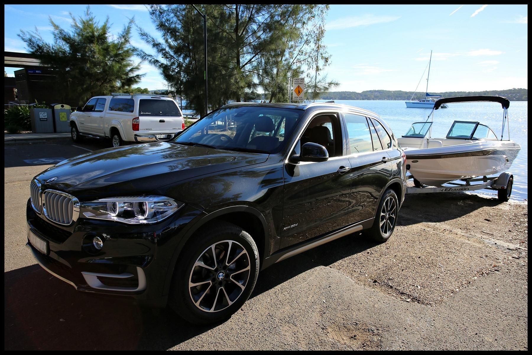 Tow Test BMW X5 2