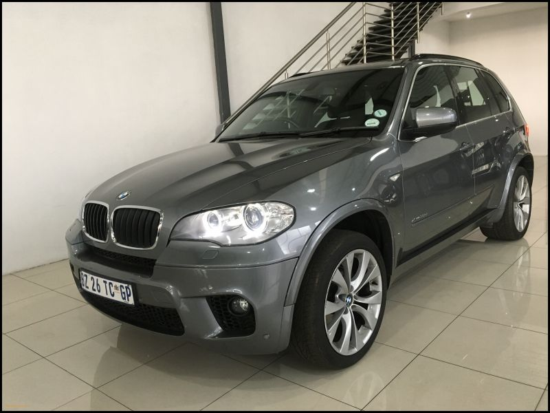Bmw X5 How Many Seats