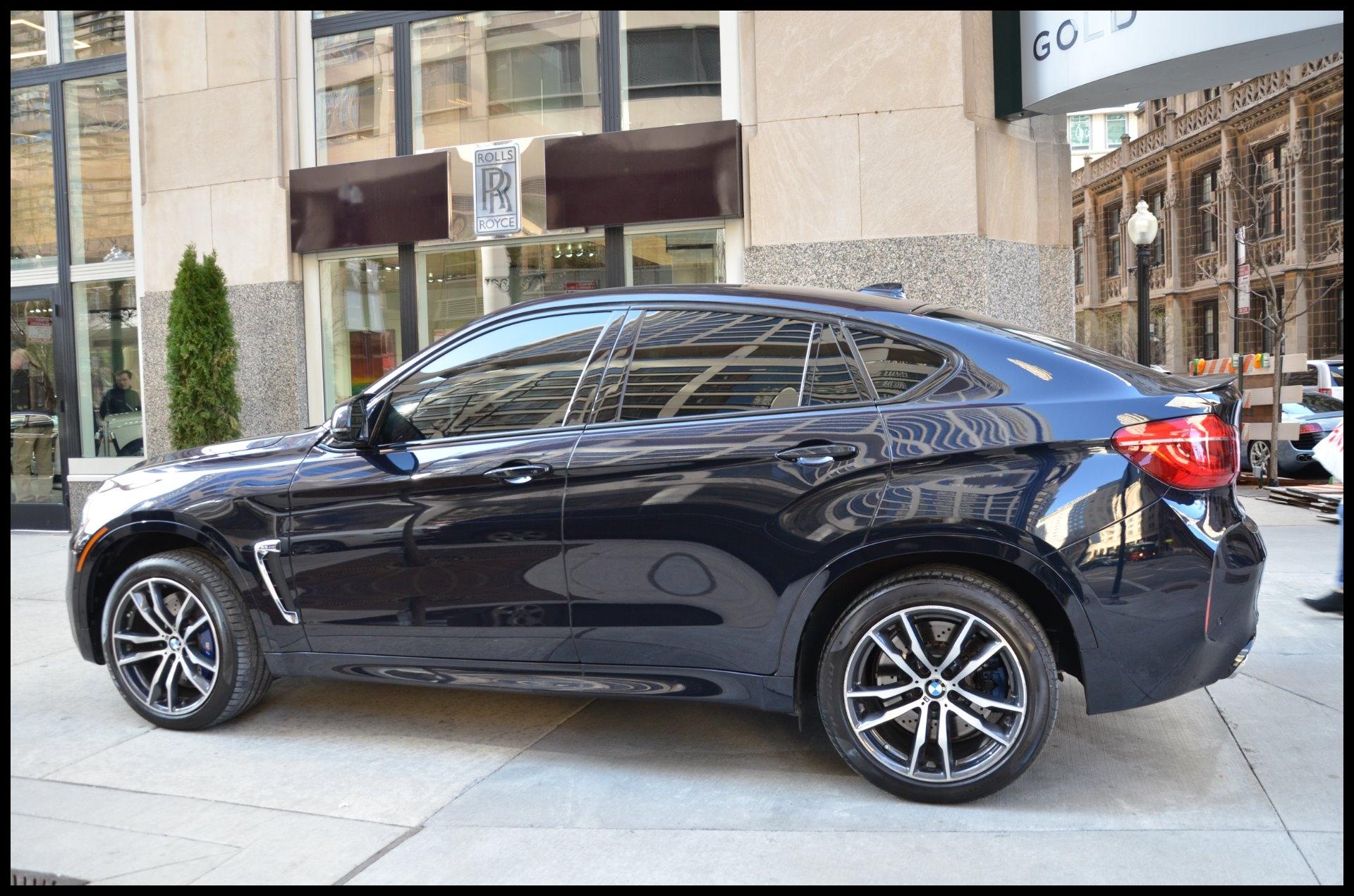 Used 2016 BMW X6 M
