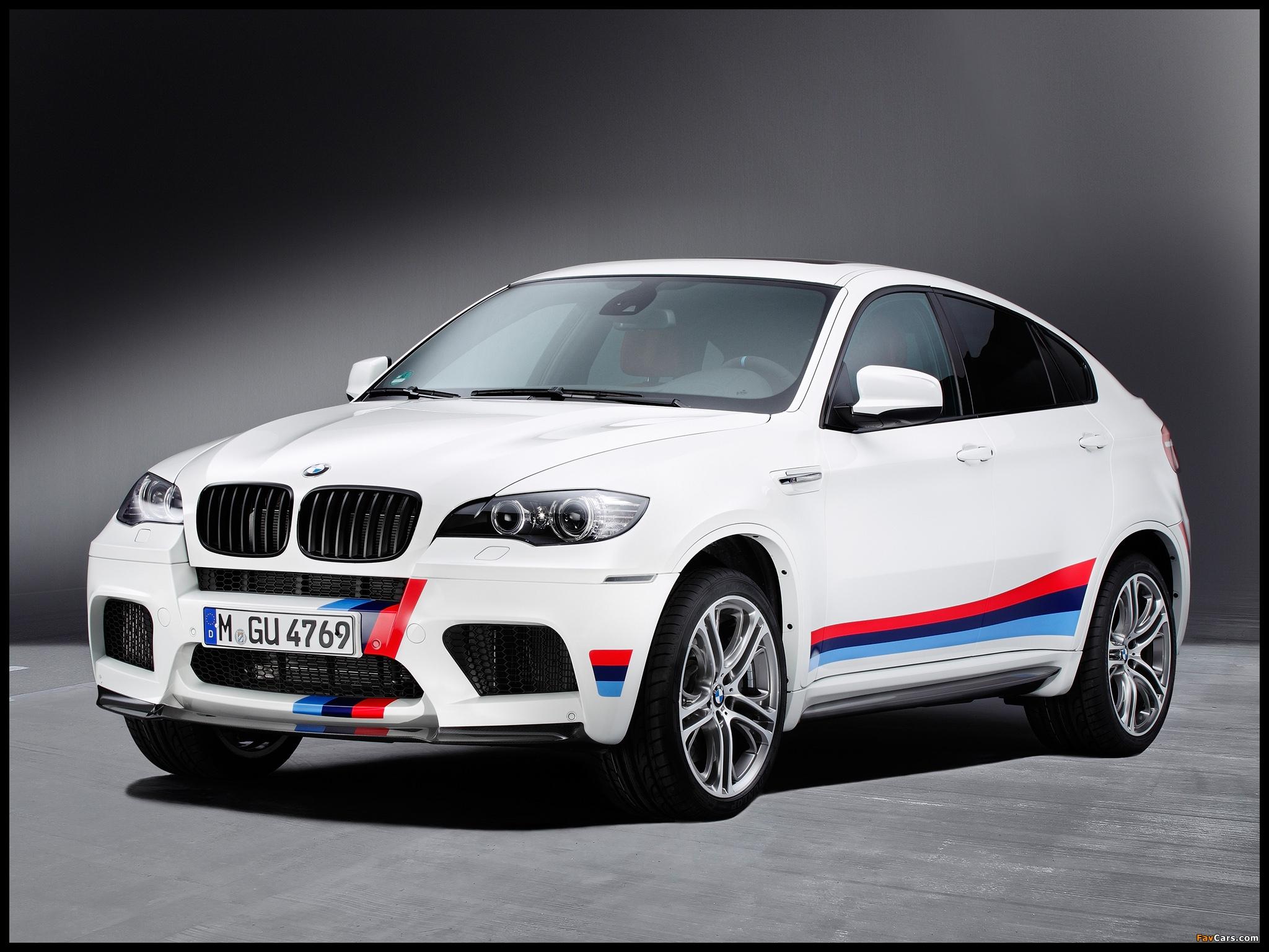 BMW X6 M Performance Accessories E71 2011 photos 2048 x 1536