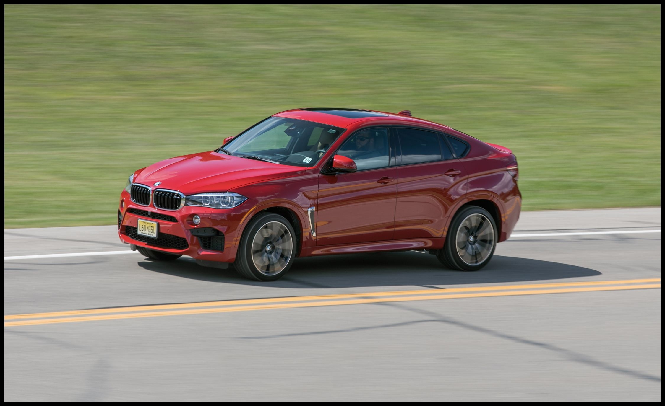 2017 bmw x6 m test review car and driver photo s original