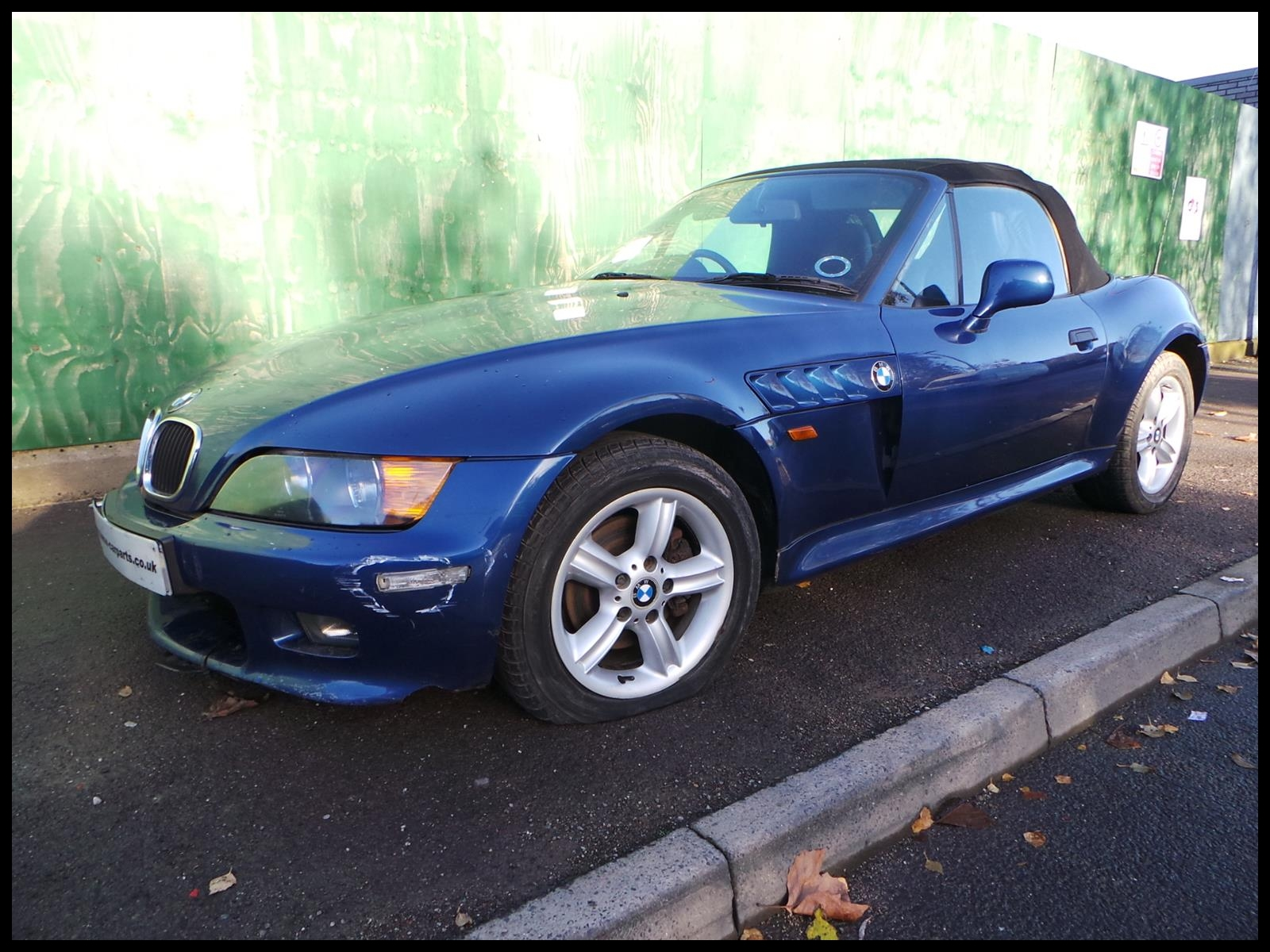1999 BMW Z SERIES Z3 ROADSTER Convertible Back to list