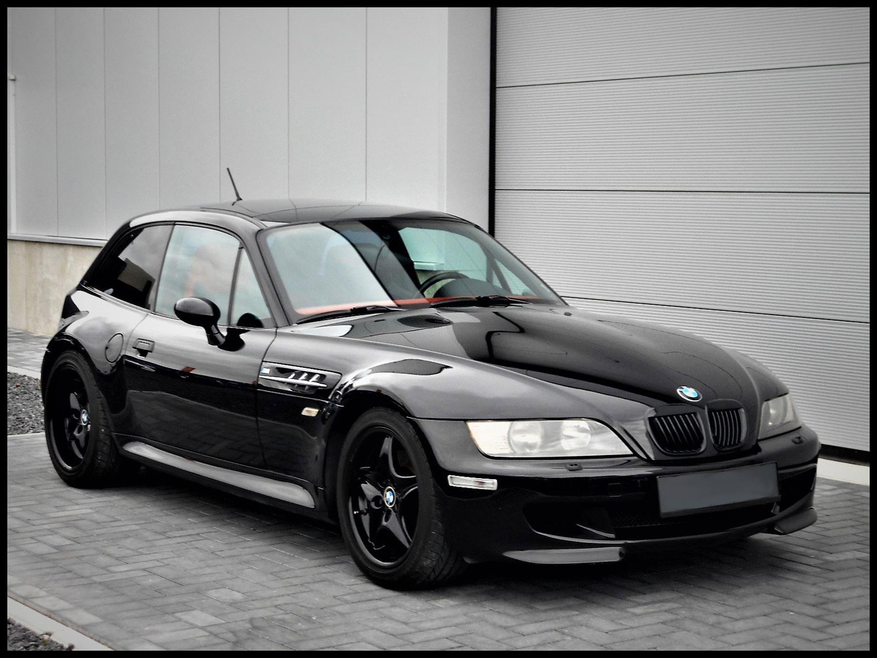 bmw z3m coupe S 1