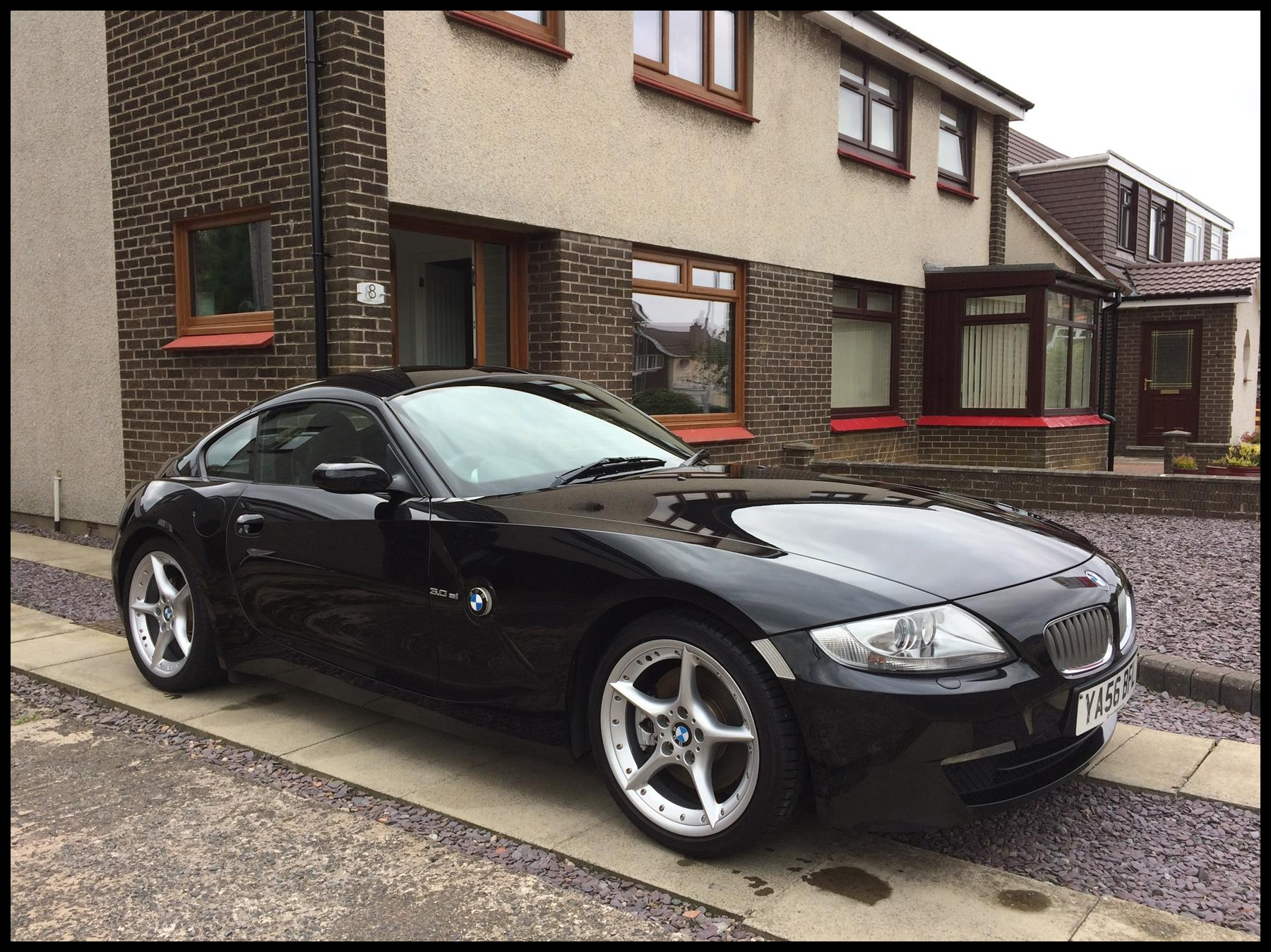 BMW Z4 3 0 Si SPORT COUPE MANUAL Full Service History 1 Previous Owner 2007 2007