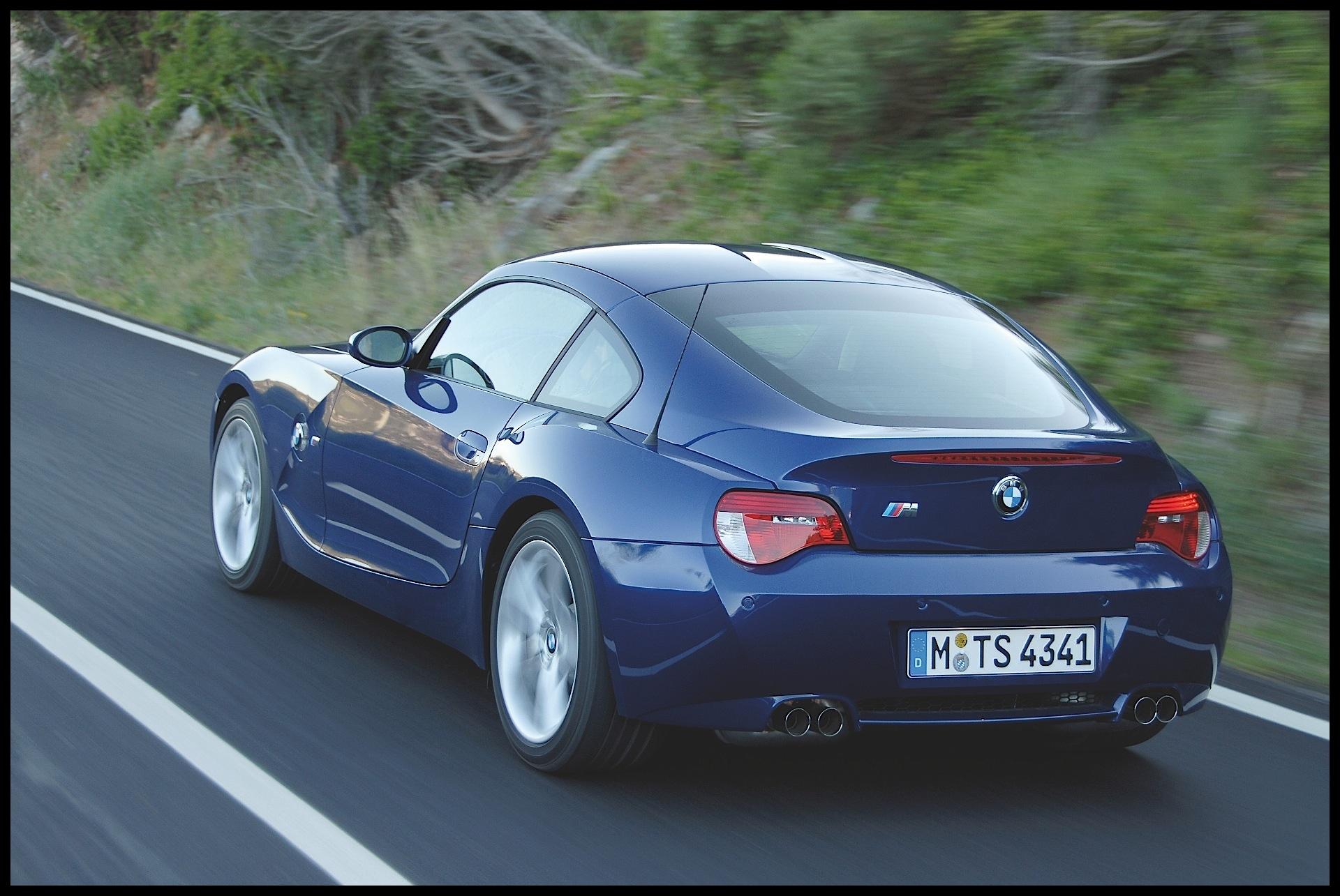 BMW Z4 M Coupe E86 2006 2009