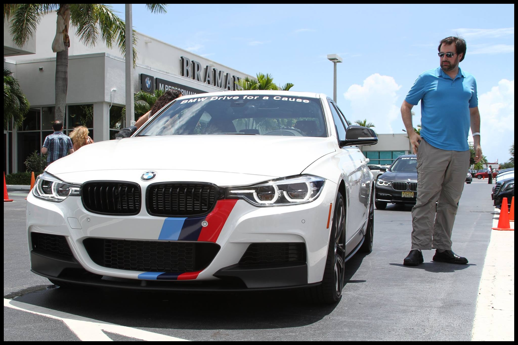 Club Braman and Braman BMW Drive for a Cause Image Gallery