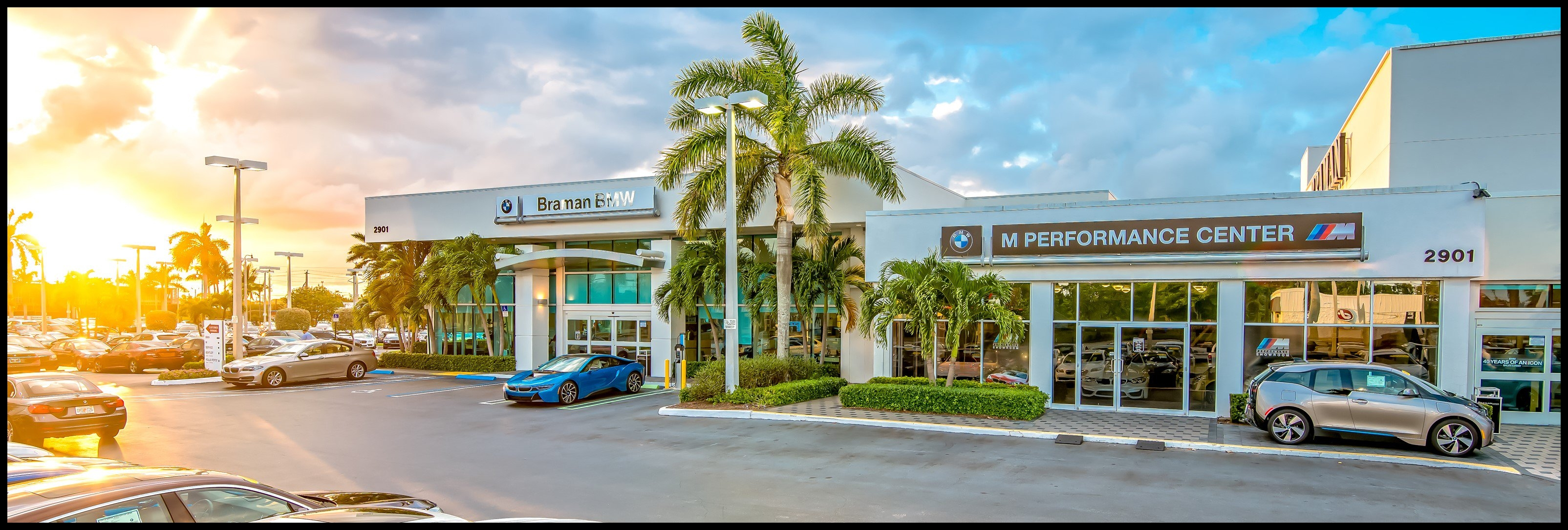 Braman BMW West Palm Beach Spring Savings Event