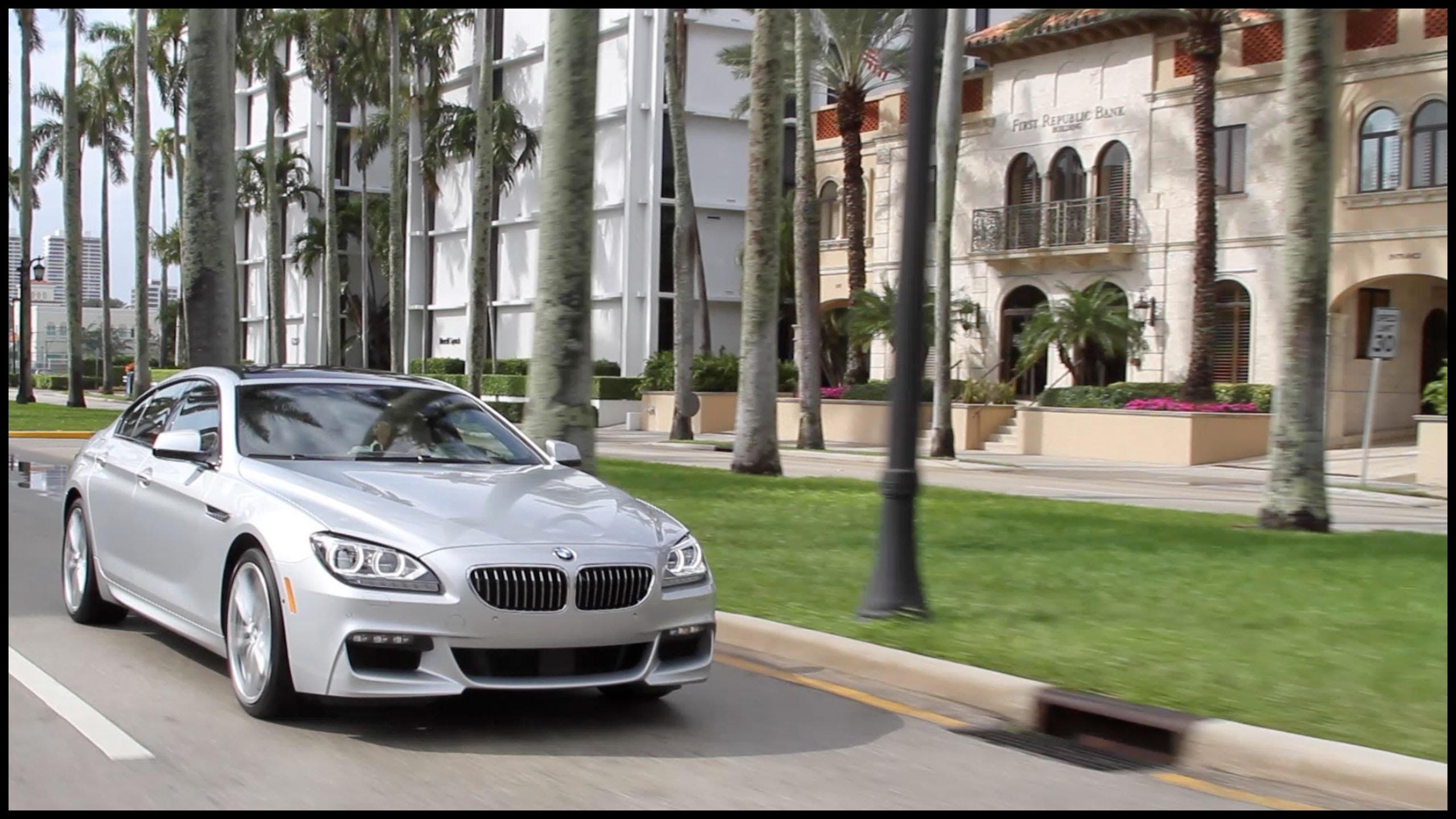 2014 BMW 6 Series Gran Coupe Test Drive