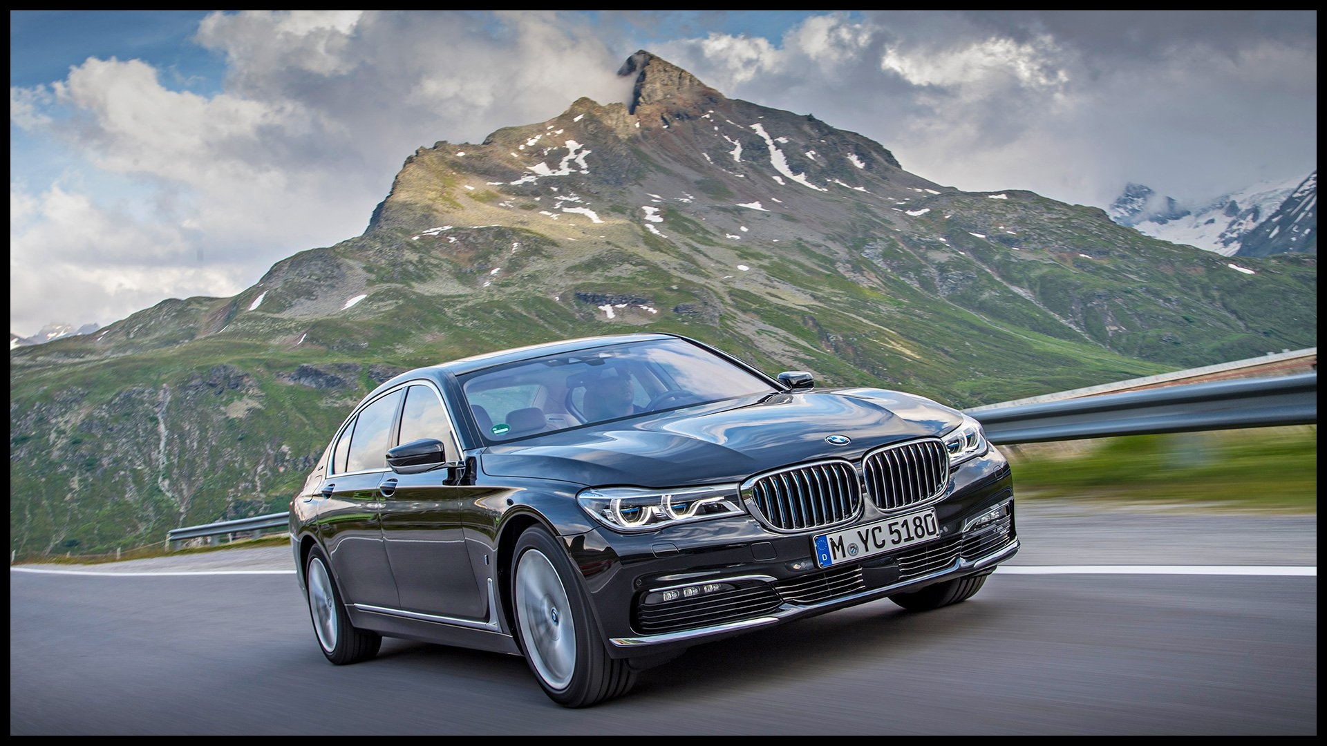 2018 BMW 740e xDrive iPerformance Hybrid Review Plug It in for 10 to 14 Miles of Electric Range The Drive