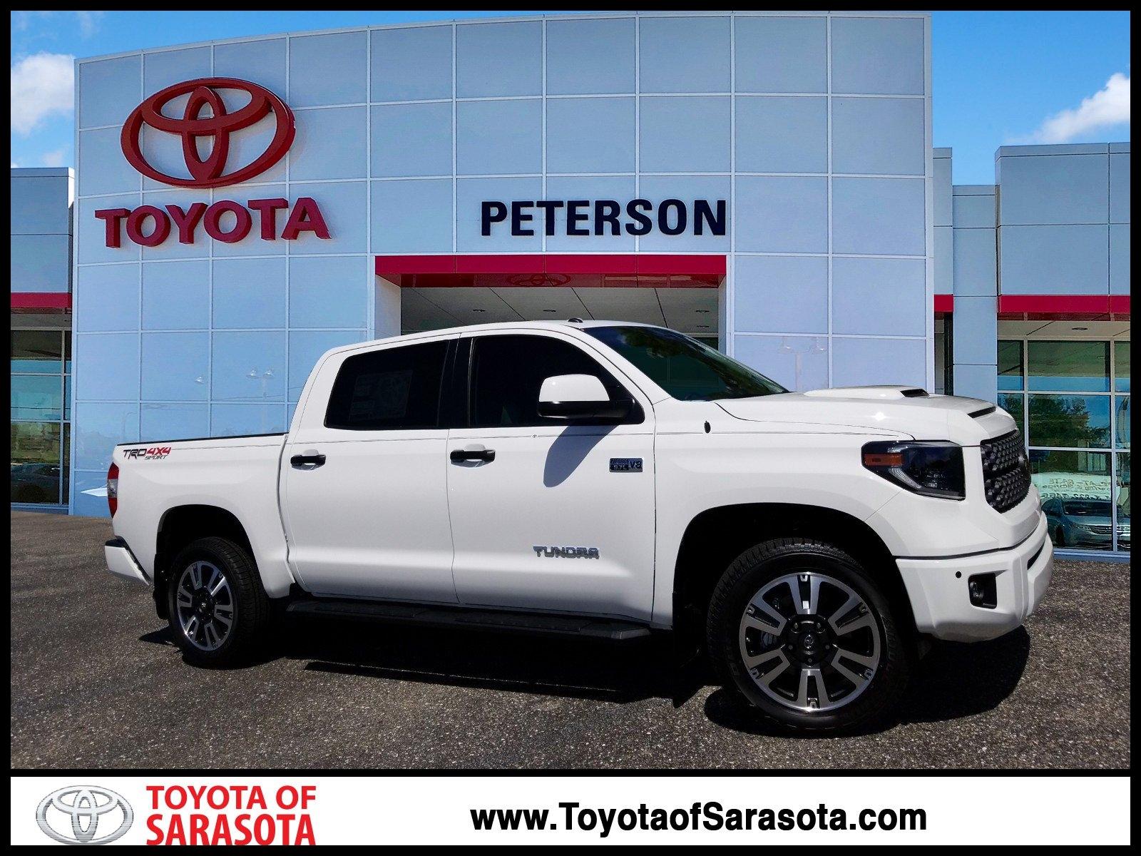 New 2019 Toyota Tundra SR5