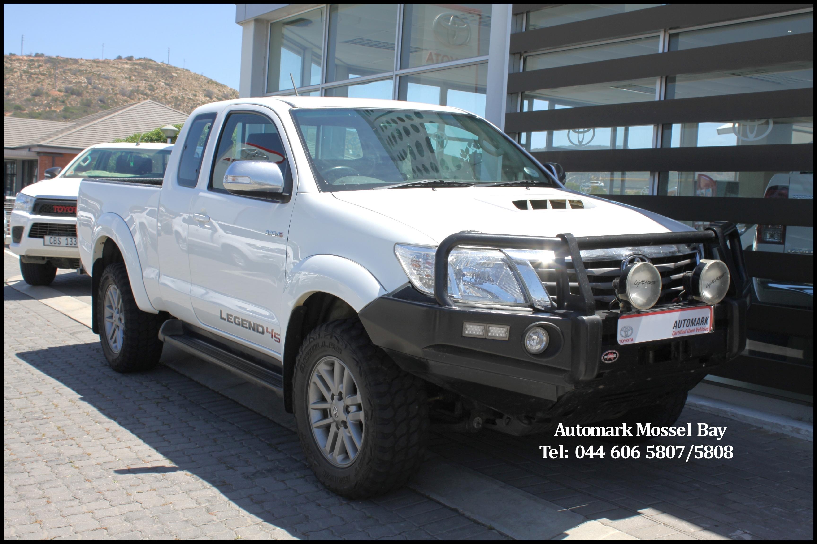 Toyota Hilux 2018 Elegant toyota Hilux 2018 Reviews 2015 toyota Hilux 3 0d 4d Legend 45