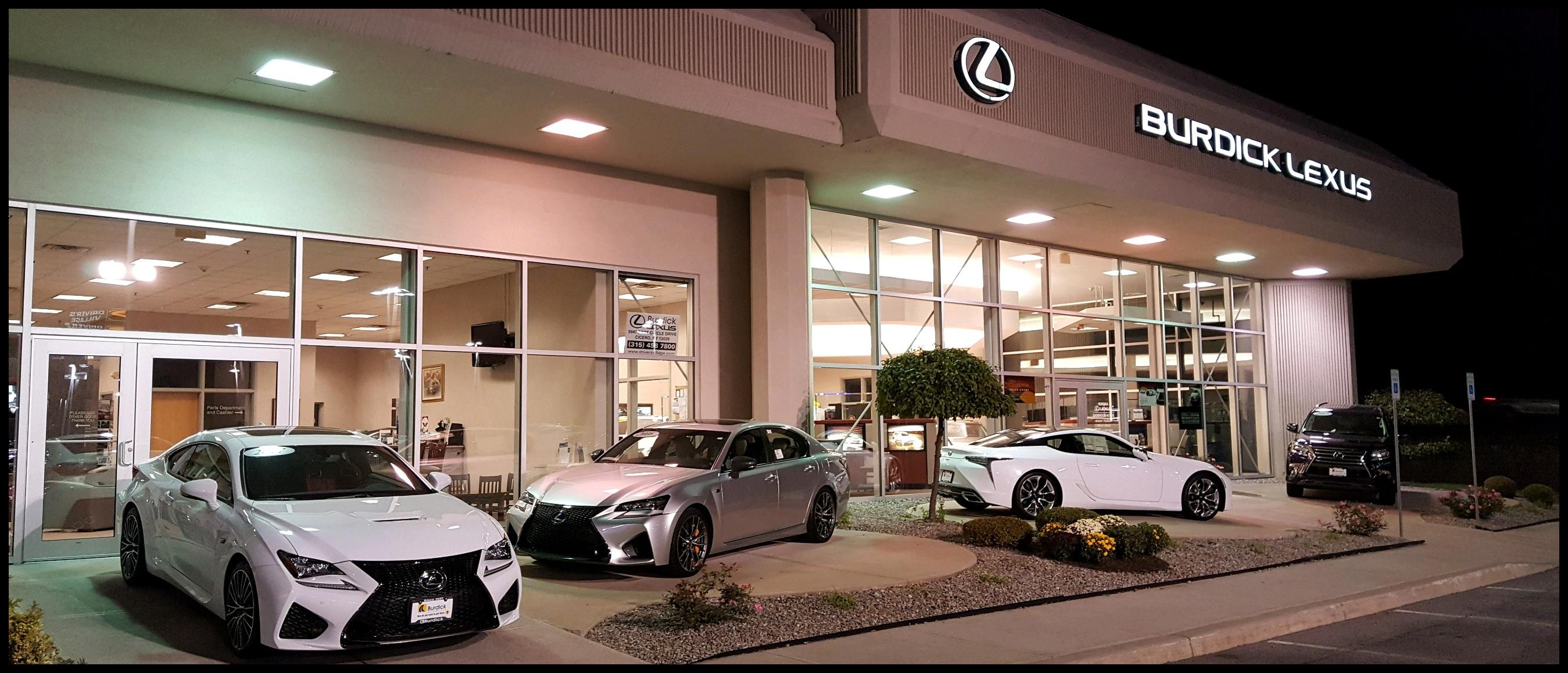 Dealership Night