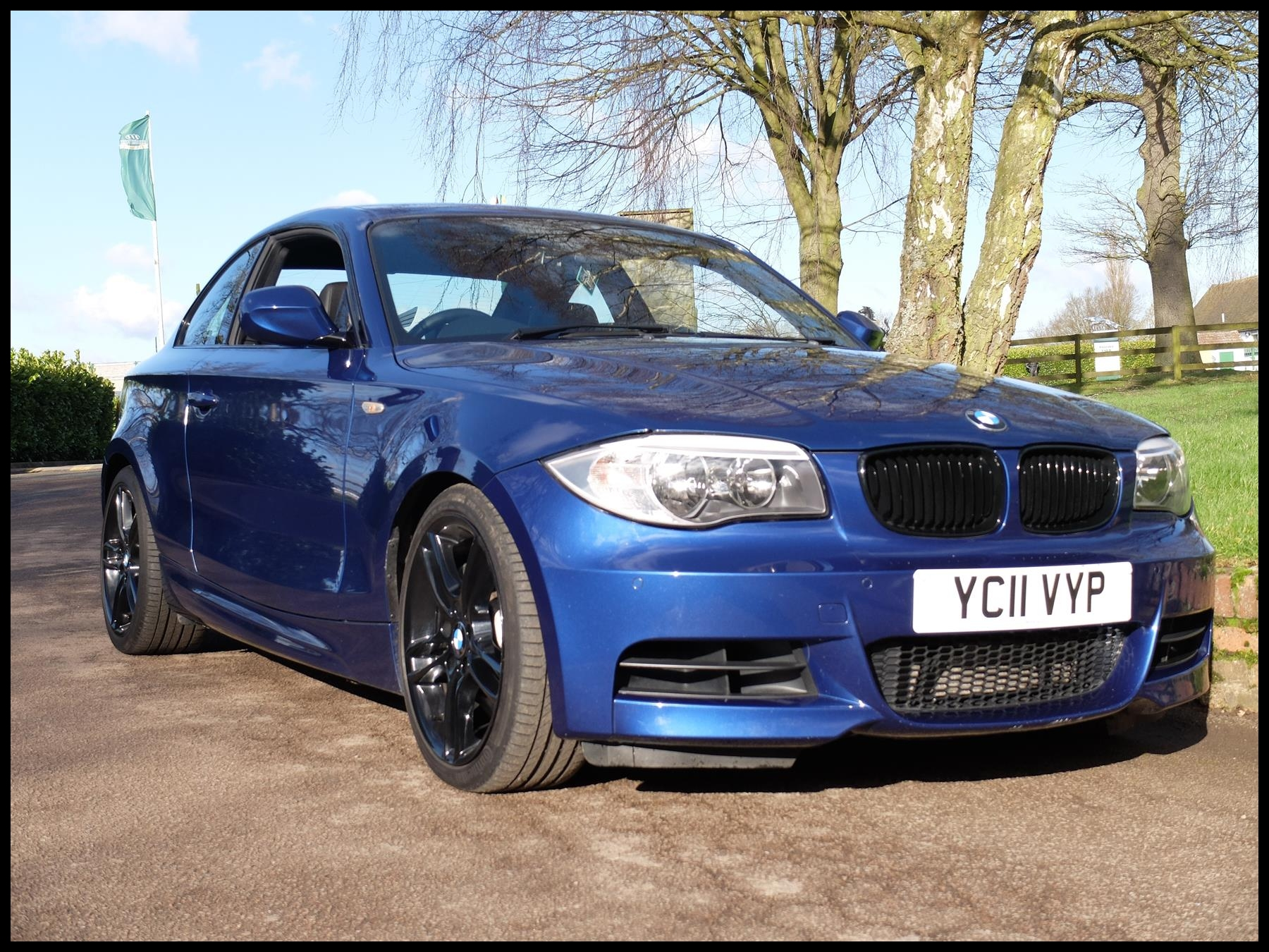 Used 2011 BMW 1 Series 135I M SPORT for sale in Leicestershire