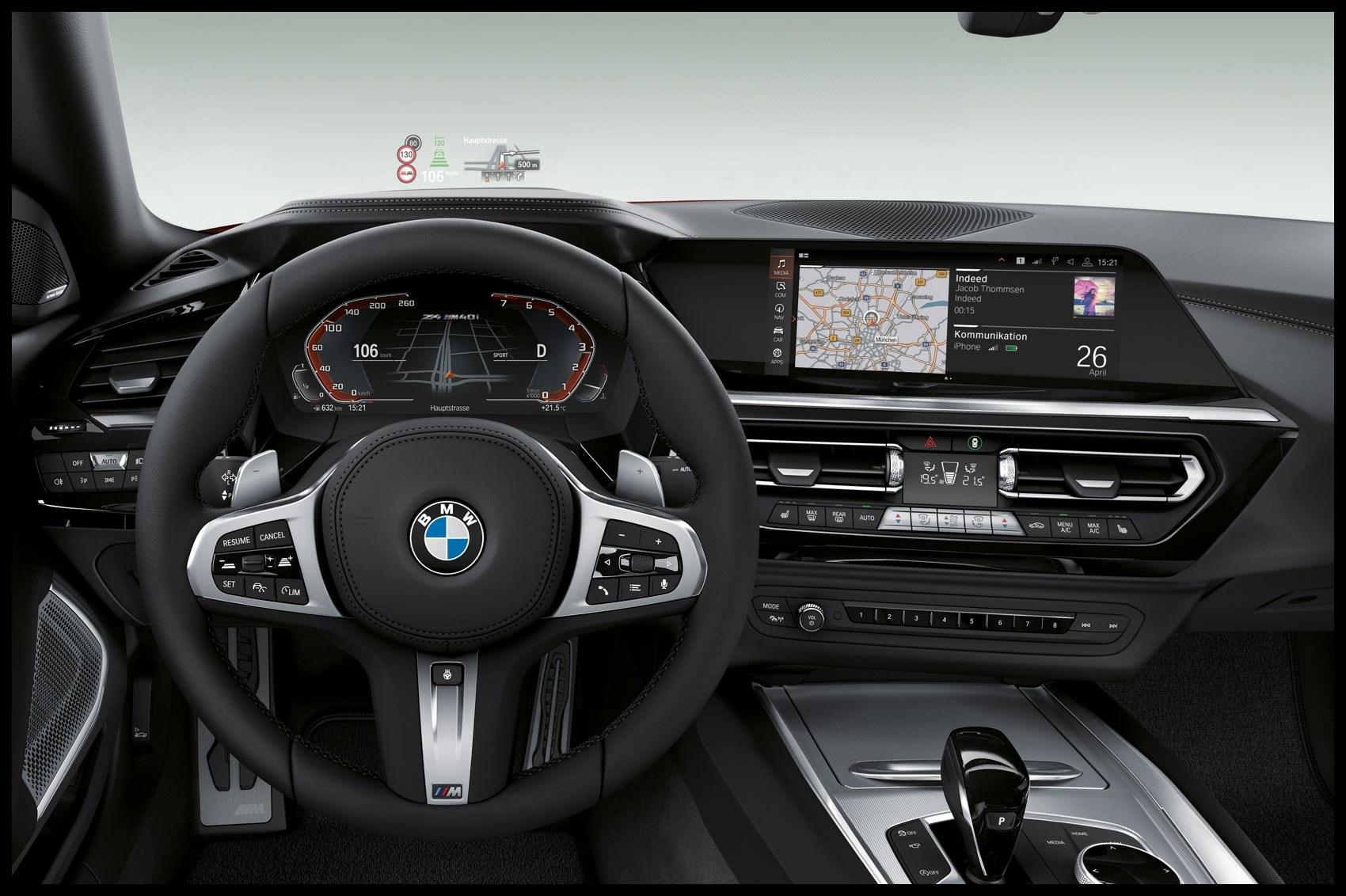 New BMW Z4 roadster 2019 the CAR lowdown