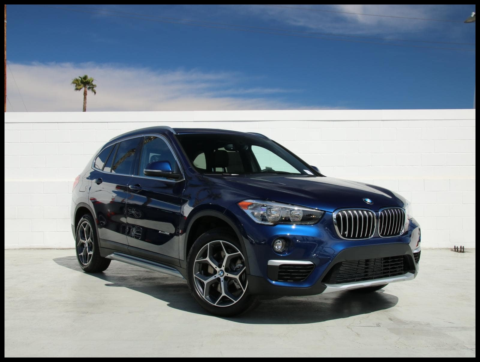 New 2018 BMW X1 xDrive28i Sports Activity Vehicle For Sale Near Los Angeles CA