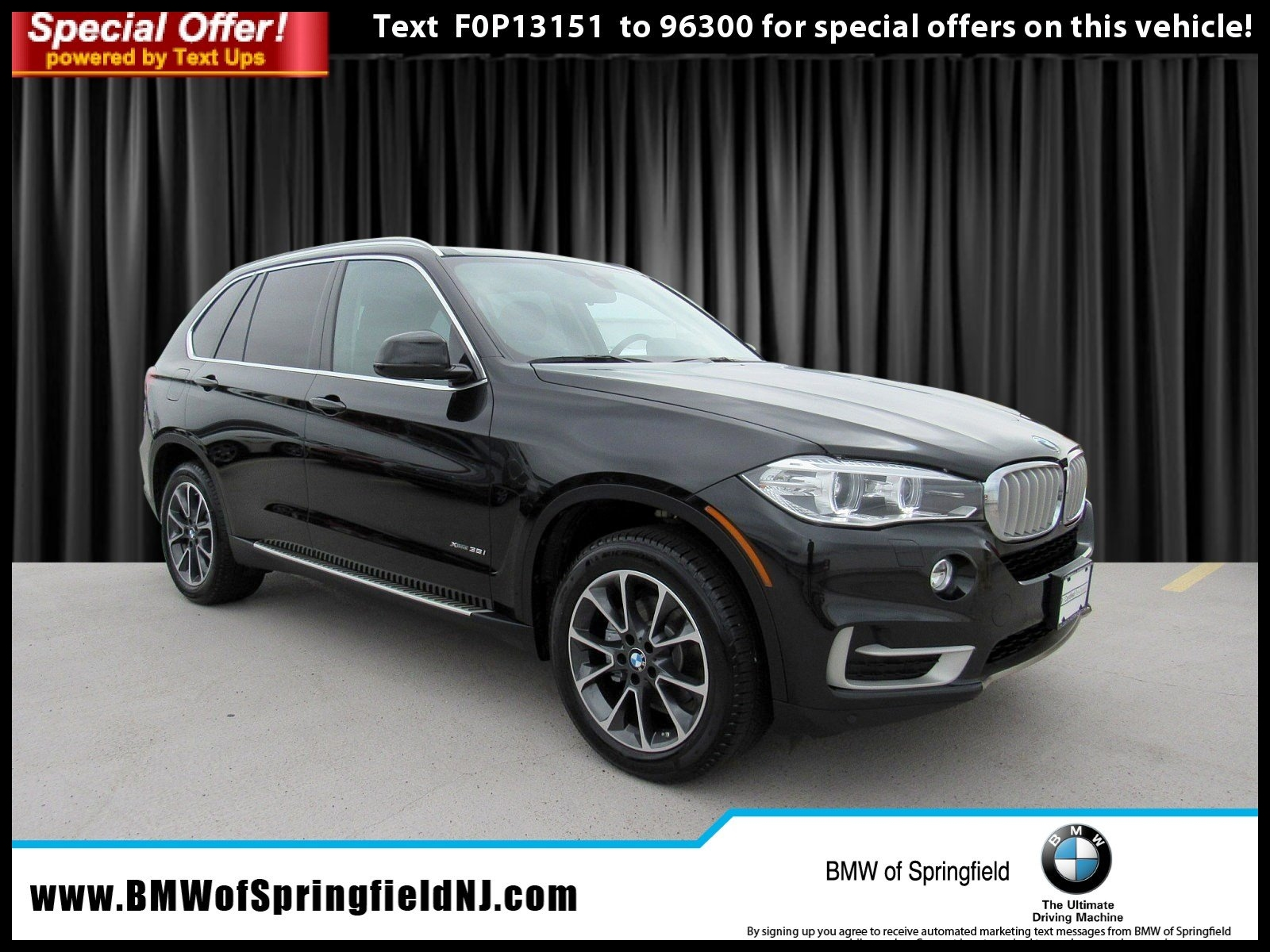 Certified Pre Owned 2015 BMW X5 xDrive35i