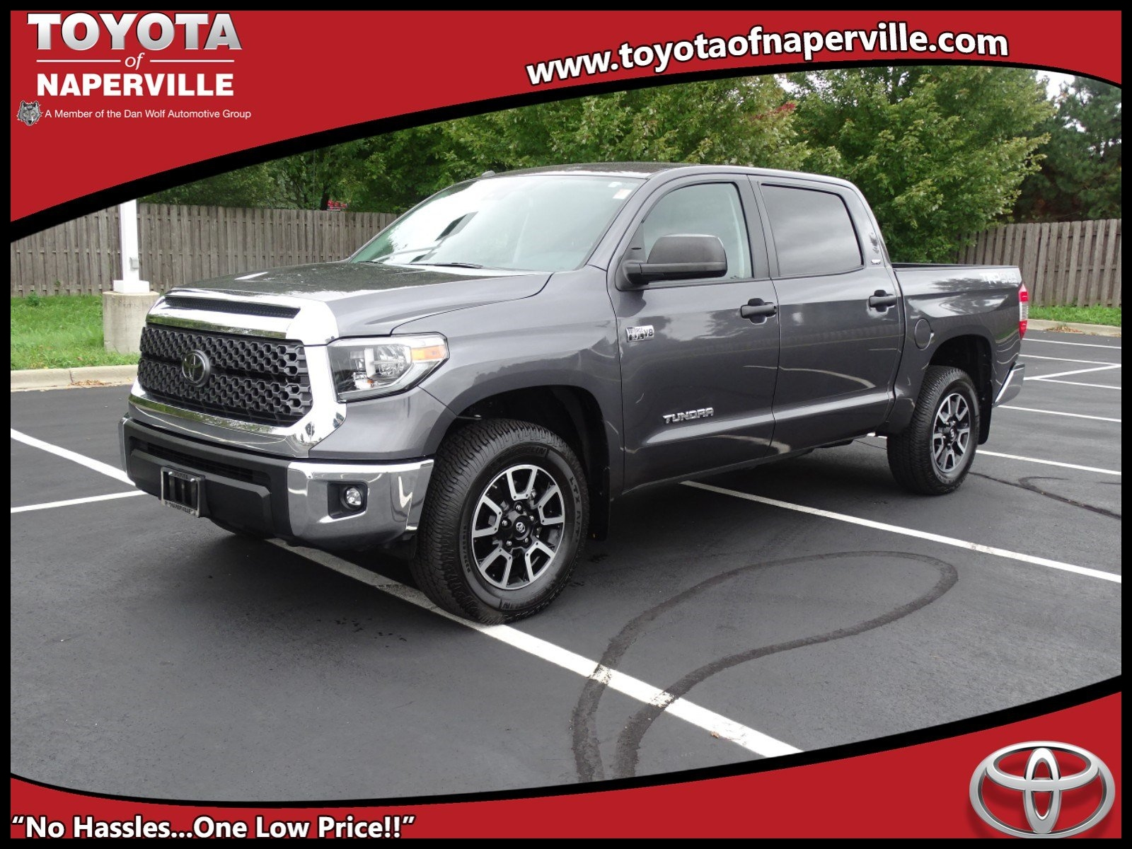 Certified Pre Owned 2018 Toyota Tundra SR5