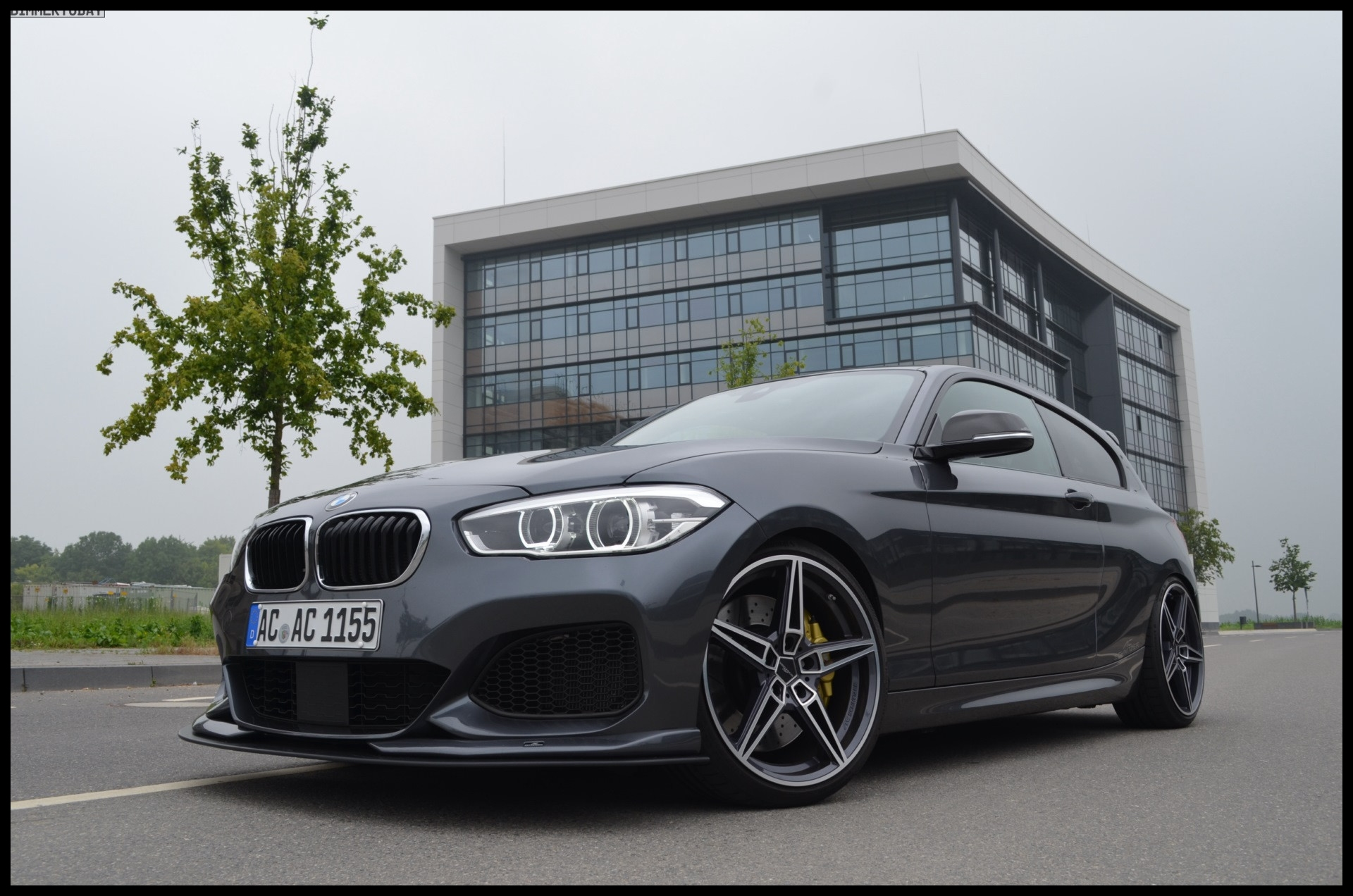 Fastest Bmw Series Fresh Video Ac Schnitzer Acs1 5 0d is Fastest Diesel Car the