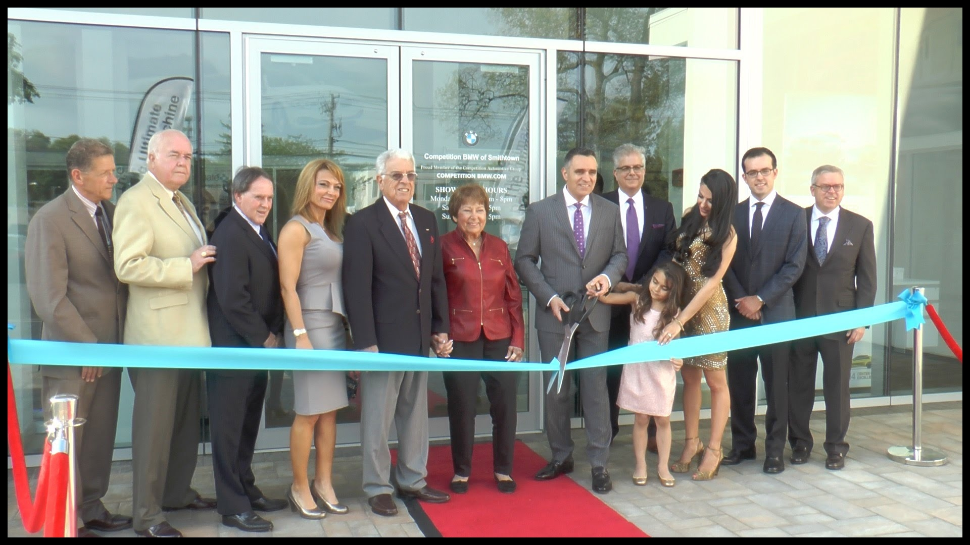 petition BMW Opens Doors of A New Bauhaus Building in Smithtown