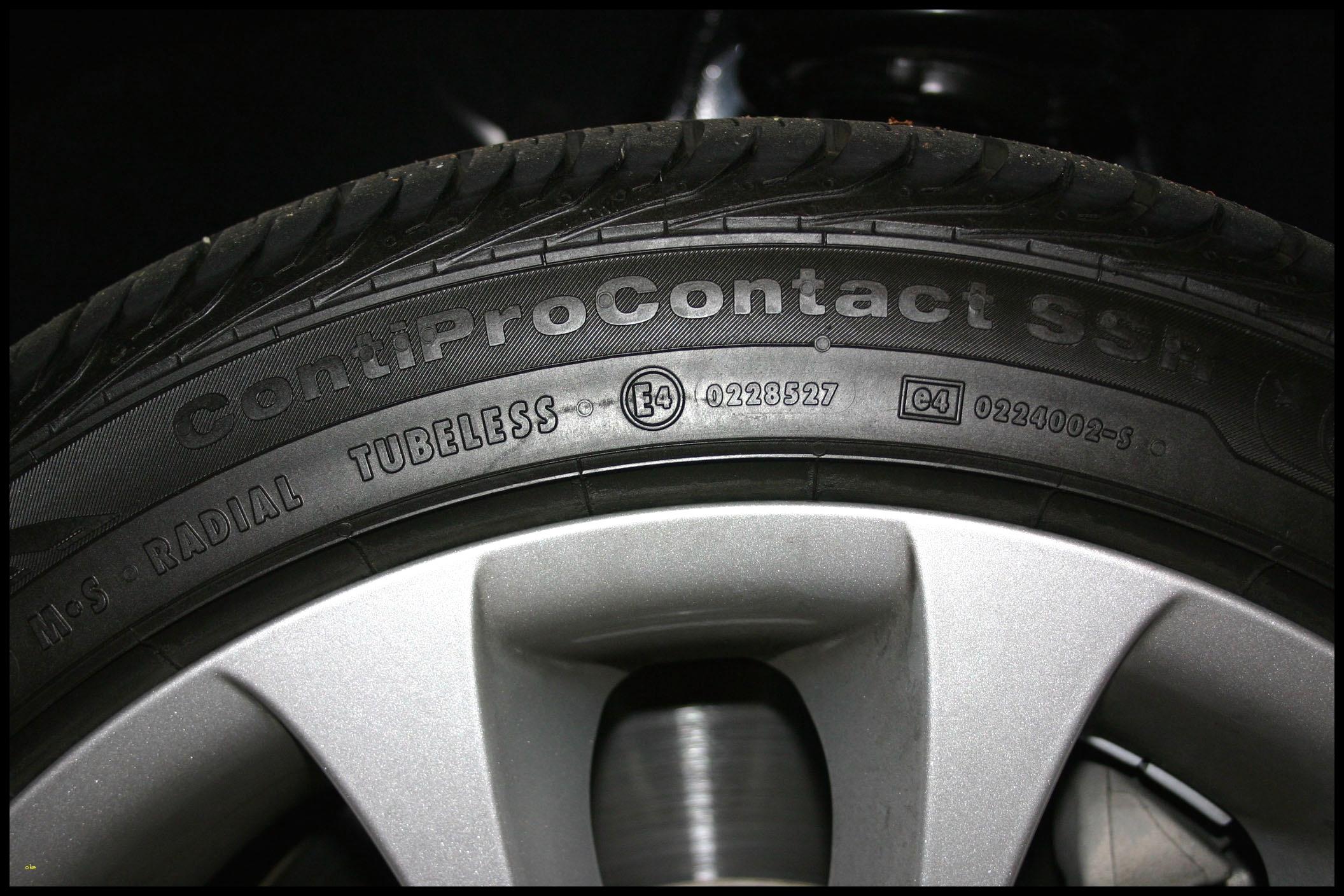 Run Flat Tires Continental Bmw New Bmw Continental Run Flat Tires