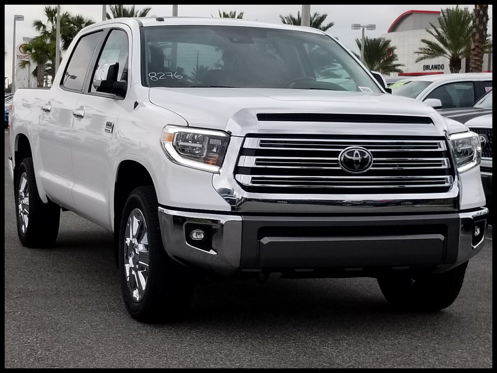 Captivating toyota Tundra 1794 Edition Price New 2018 toyota Tundra 1794 Edition Crewmax In orlando