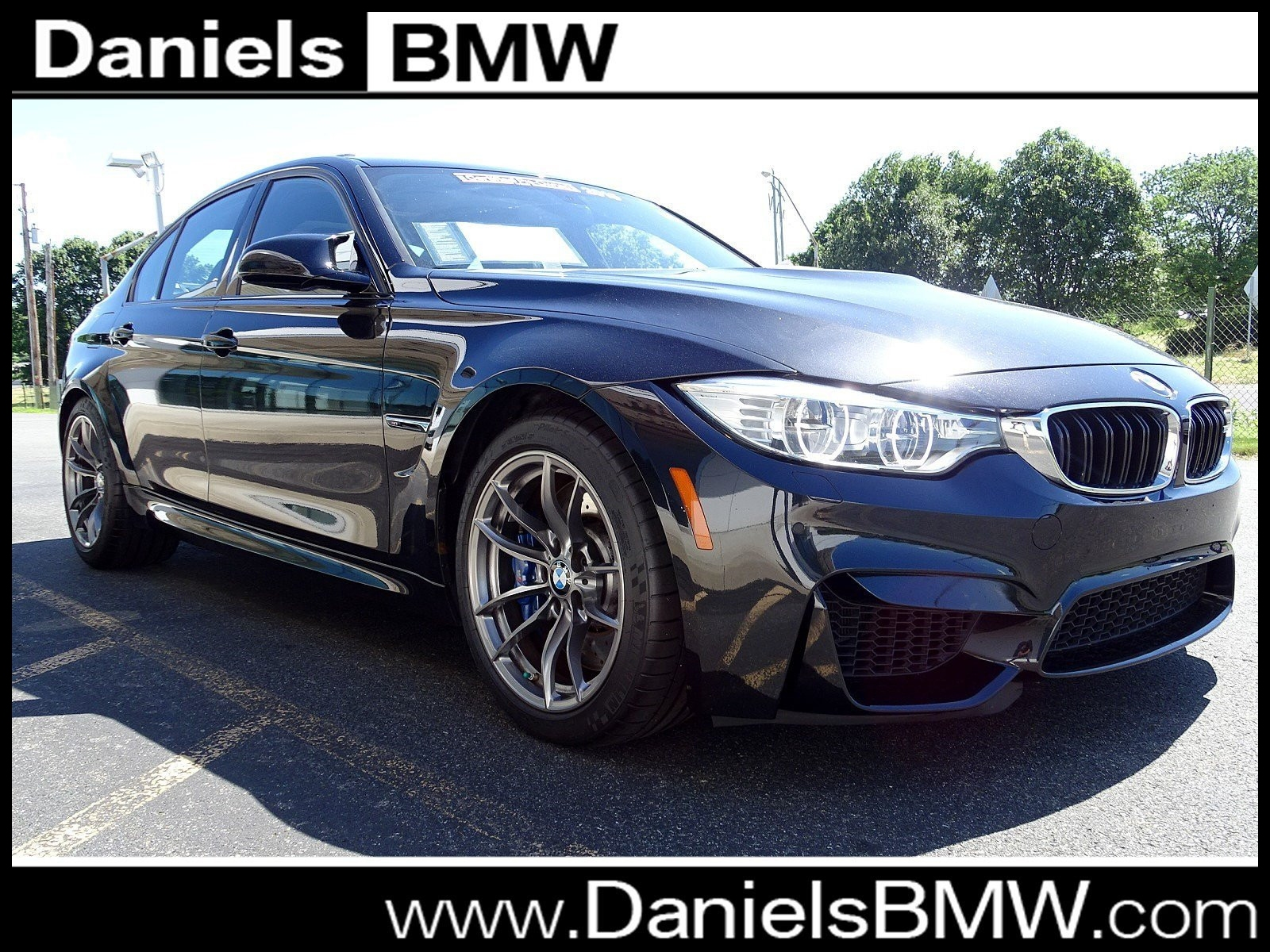 Pre Owned 2015 Bmw M3 4dr Sdn 4dr Car In Allentown P L Best Bmw 750il Wallpaper