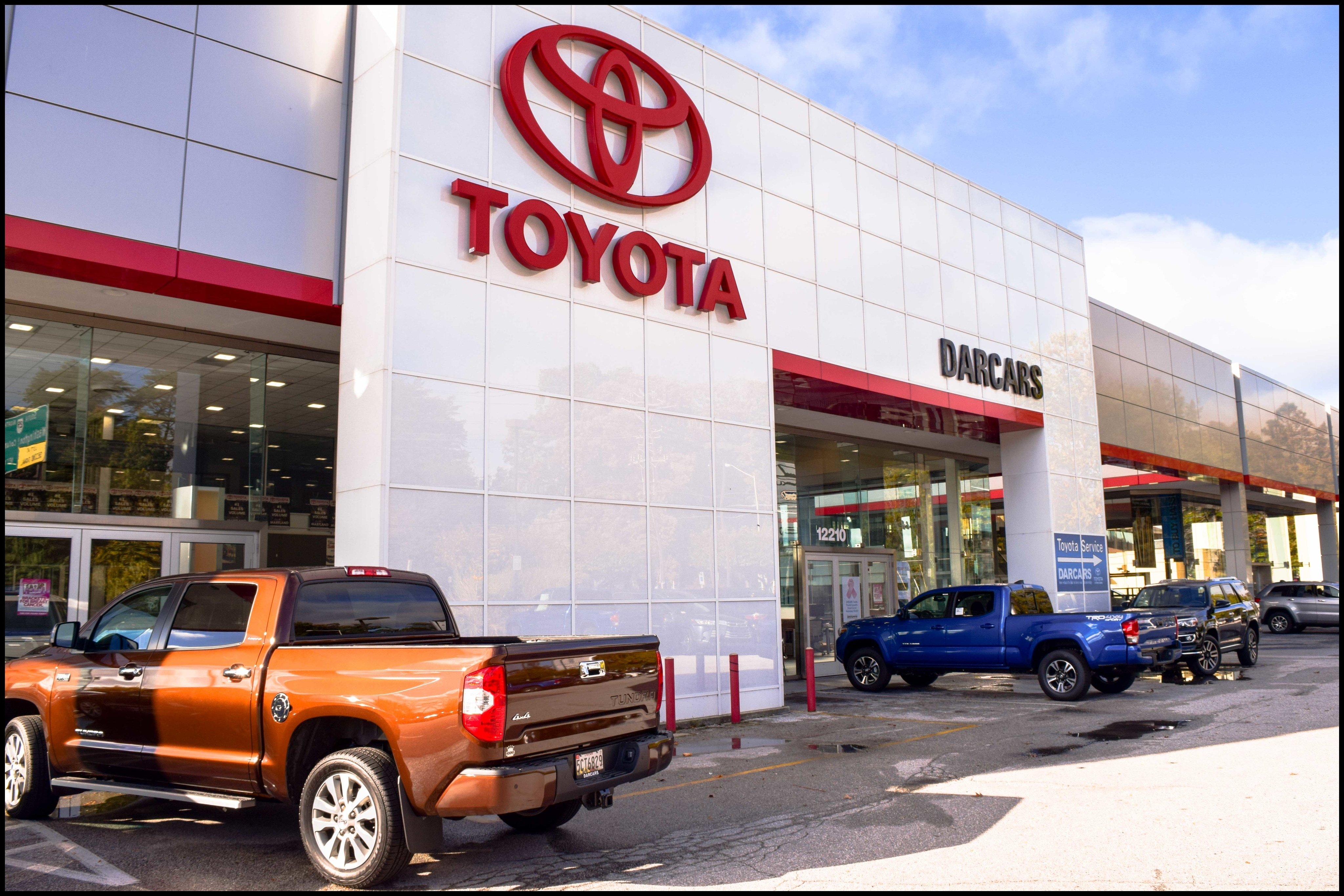 About DARCARS Toyota Silver Spring New and Used Toyota Car Dealer