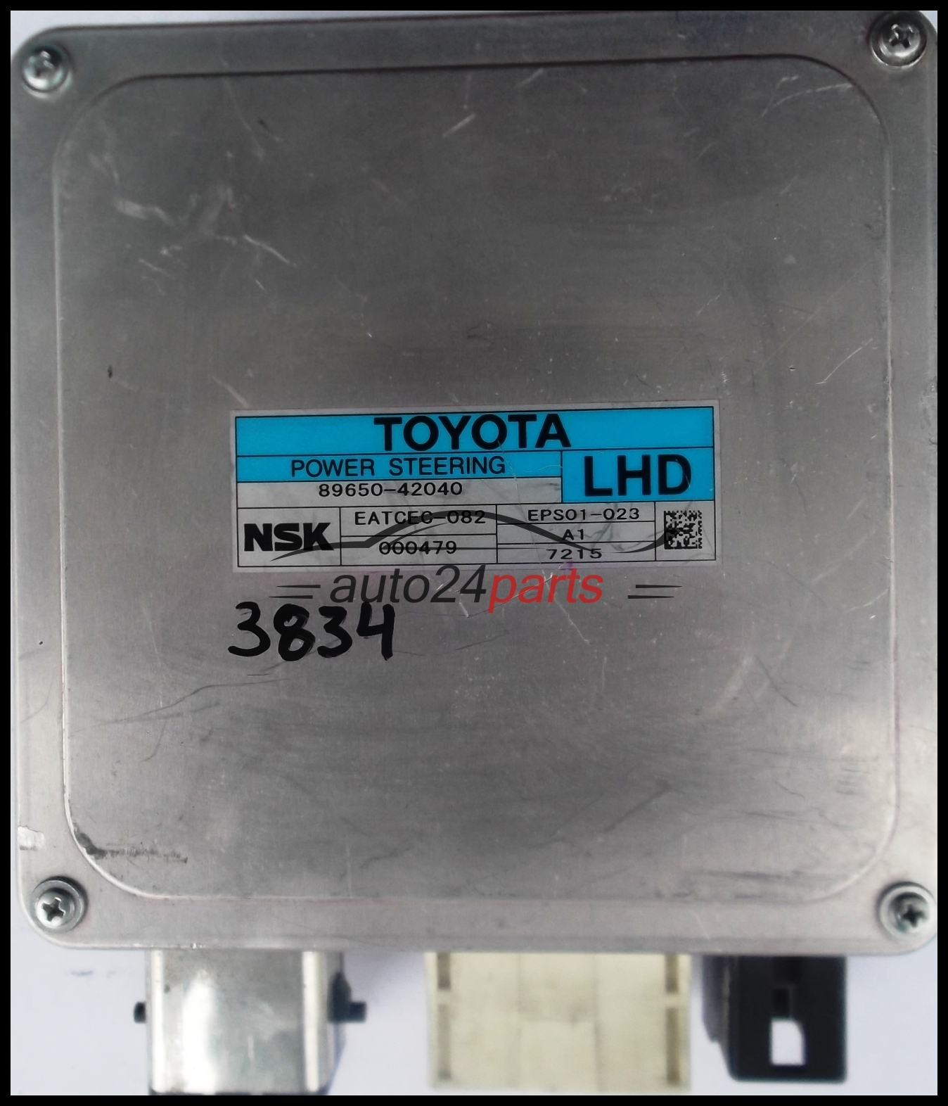 Ecu module power steering TOYOTA RAV4
