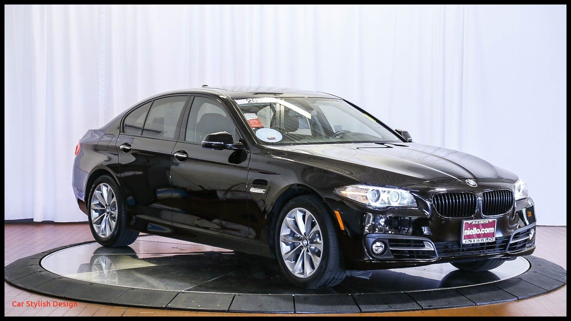 2016 Bmw 5 Series Beautiful Niello Bmw Elk Grove Stock E 2015 Bmw 5 Series 528i