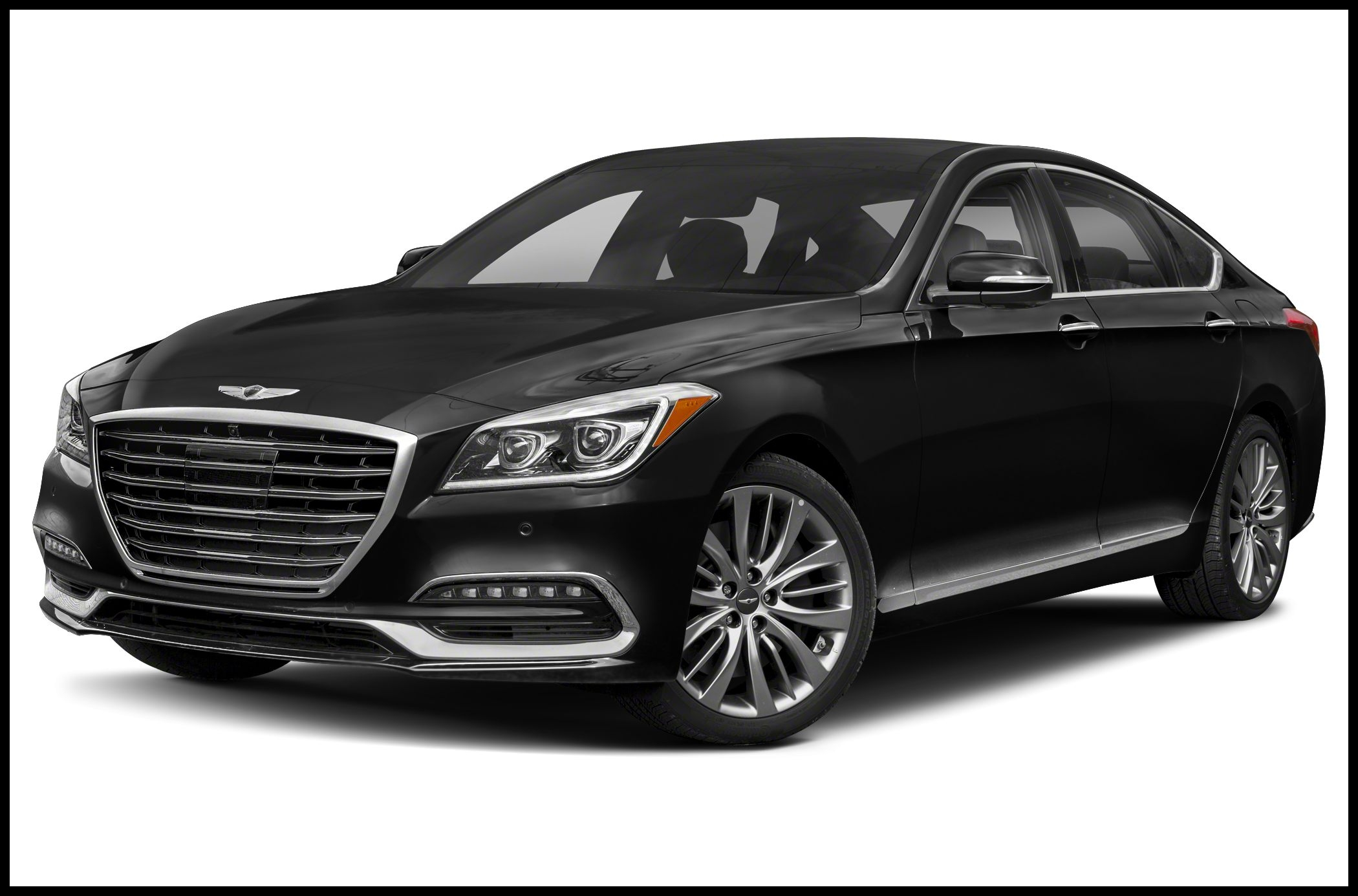 2018 Genesis G80 5 0 Ultimate 4dr All wheel Drive Sedan Pricing and Options