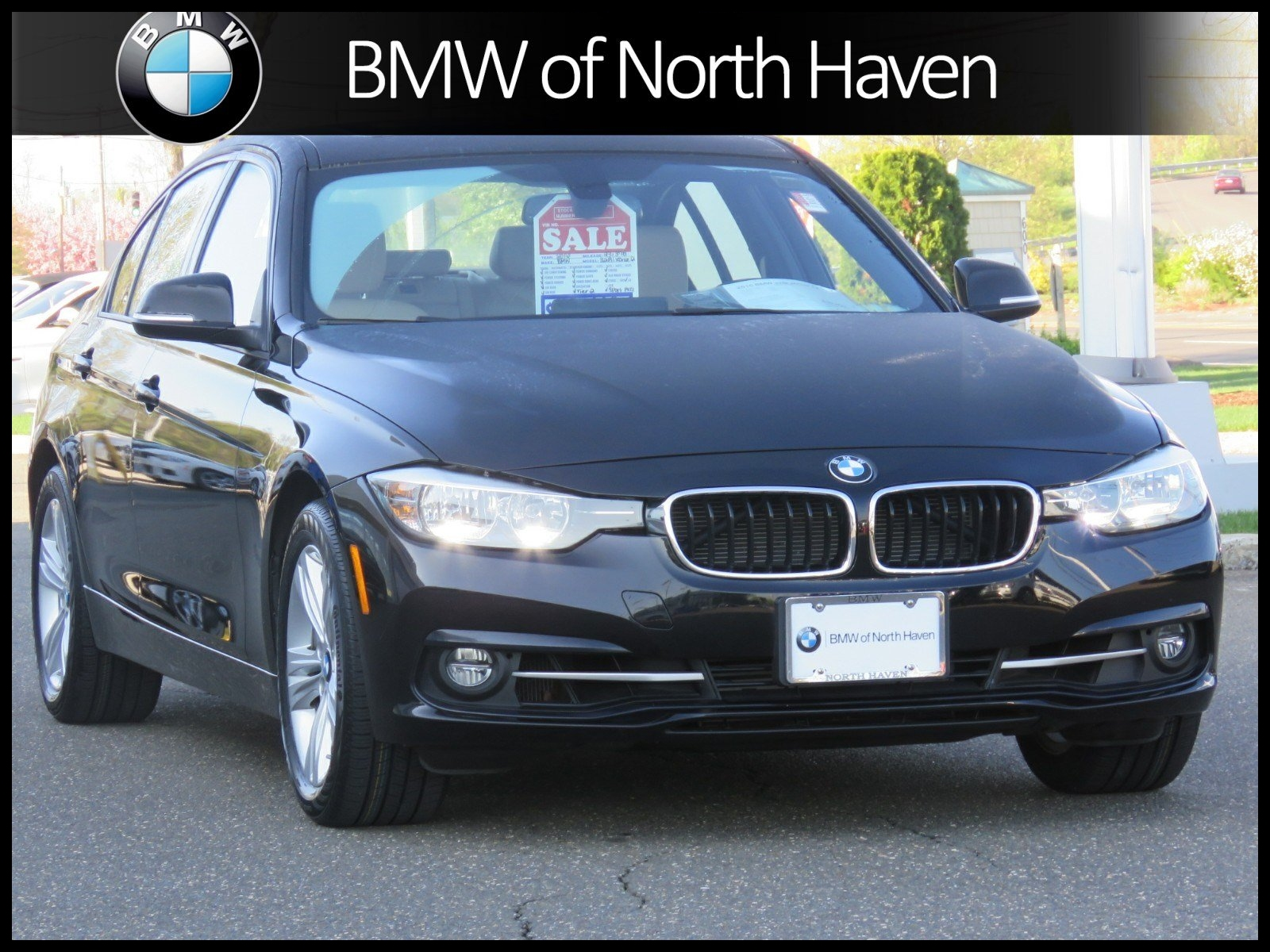 Certified Pre Owned 2016 BMW 3 Series 328i xDrive