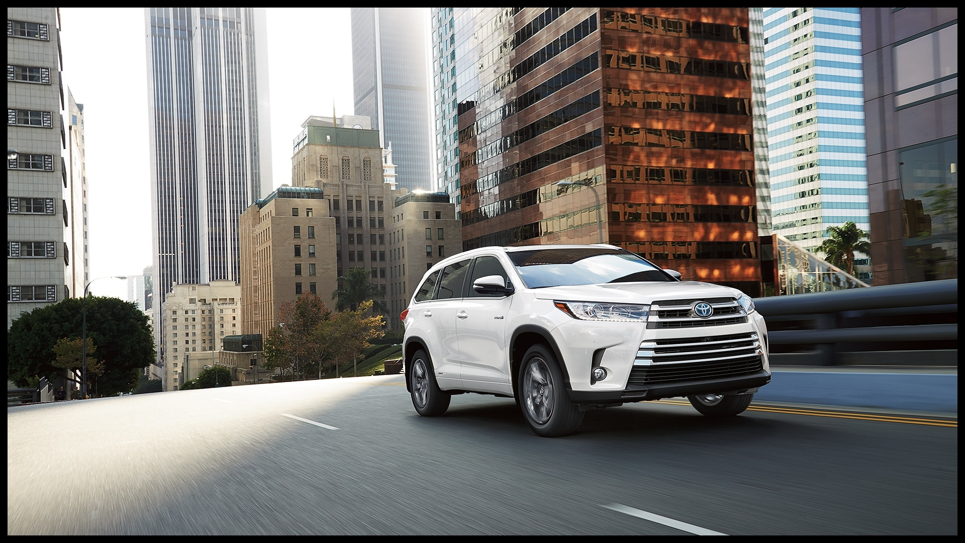 New Toyota Highlander Sale at Green Toyota
