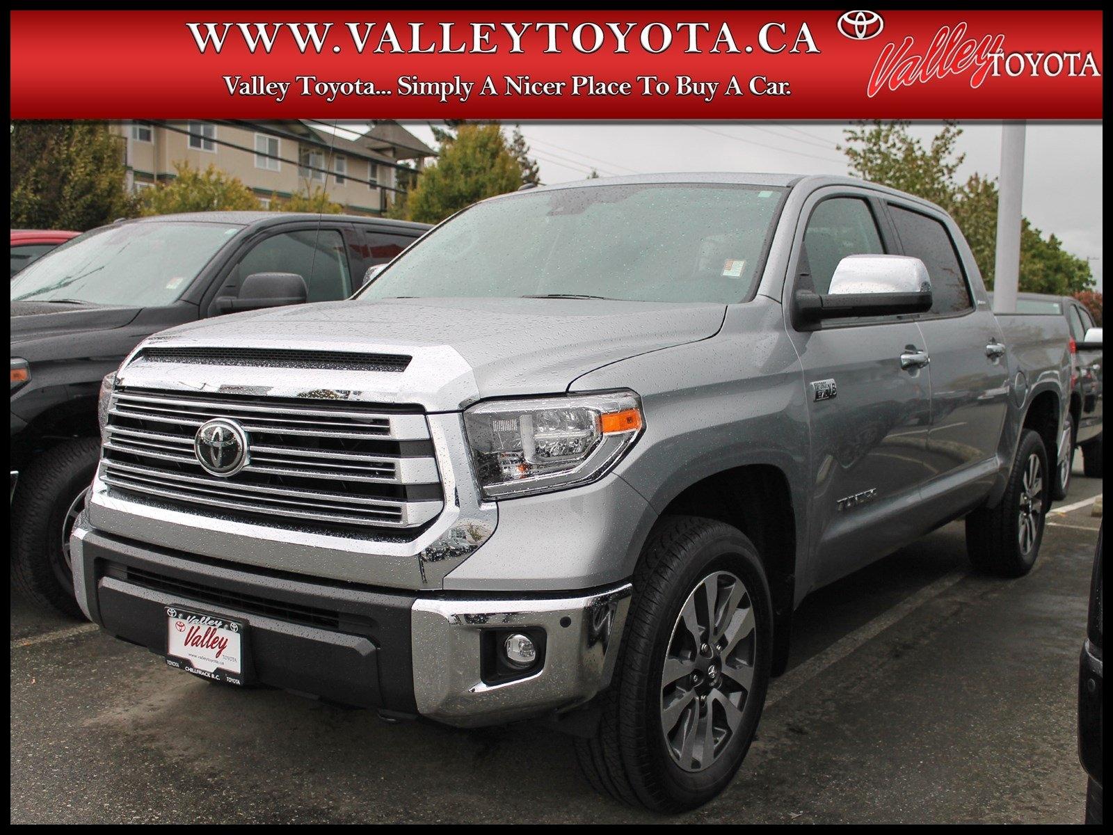 New 2019 Toyota Tundra Limited